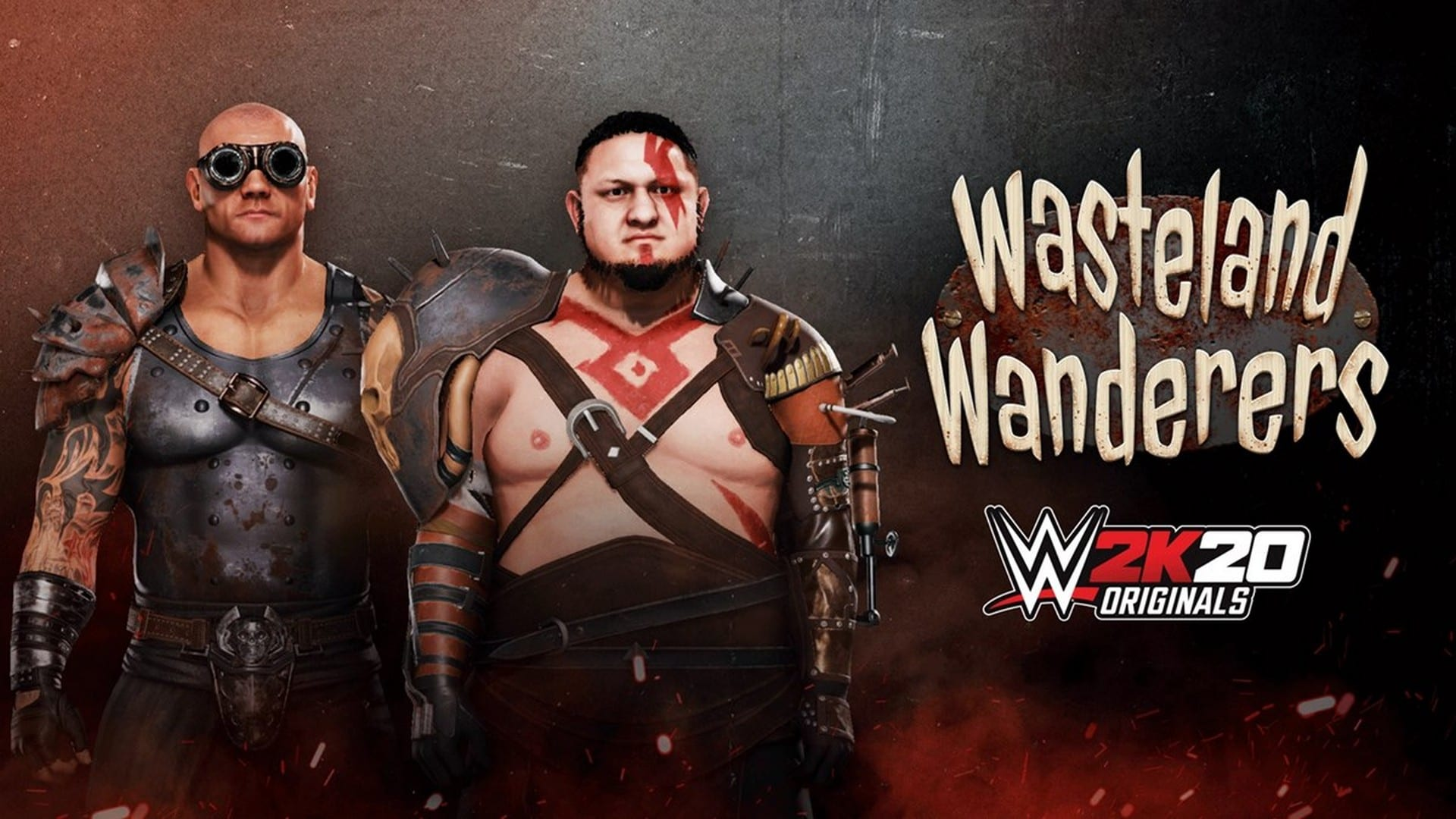 WWE 2K20 Originals: Wasteland Wanderers Available Now