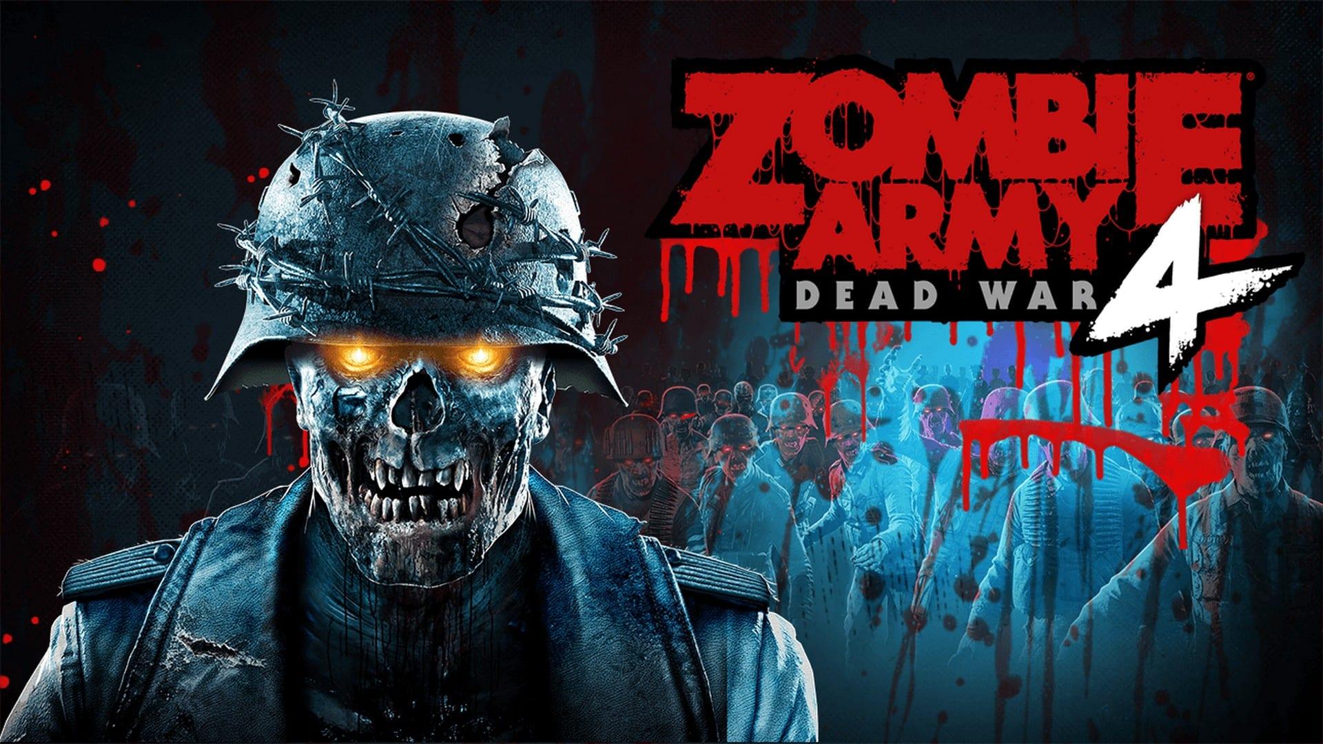 Zombie army 4 dead war sudorealm image ps plus ps4