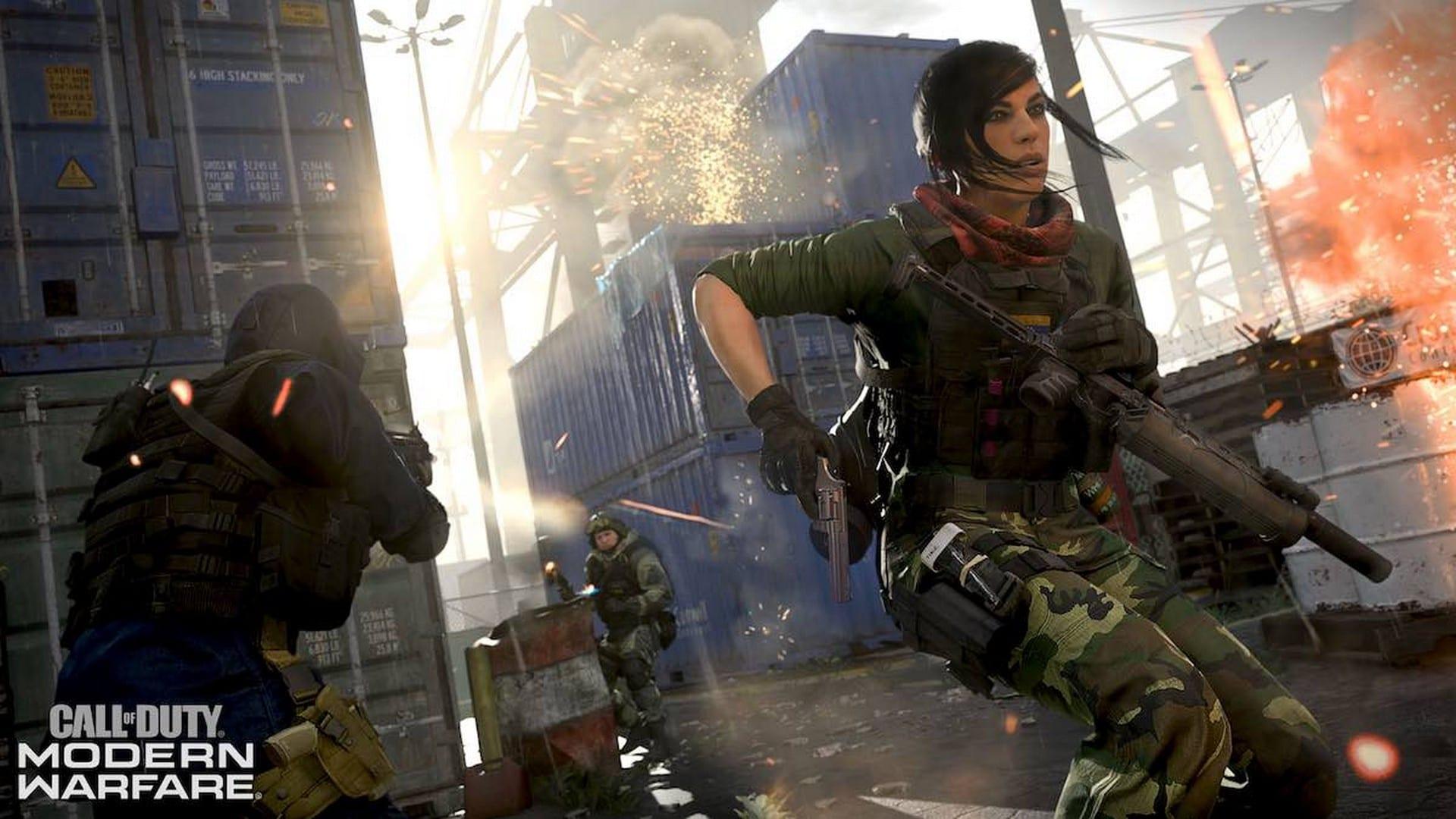 Call of Duty: Modern Warfare – Season One Extended
