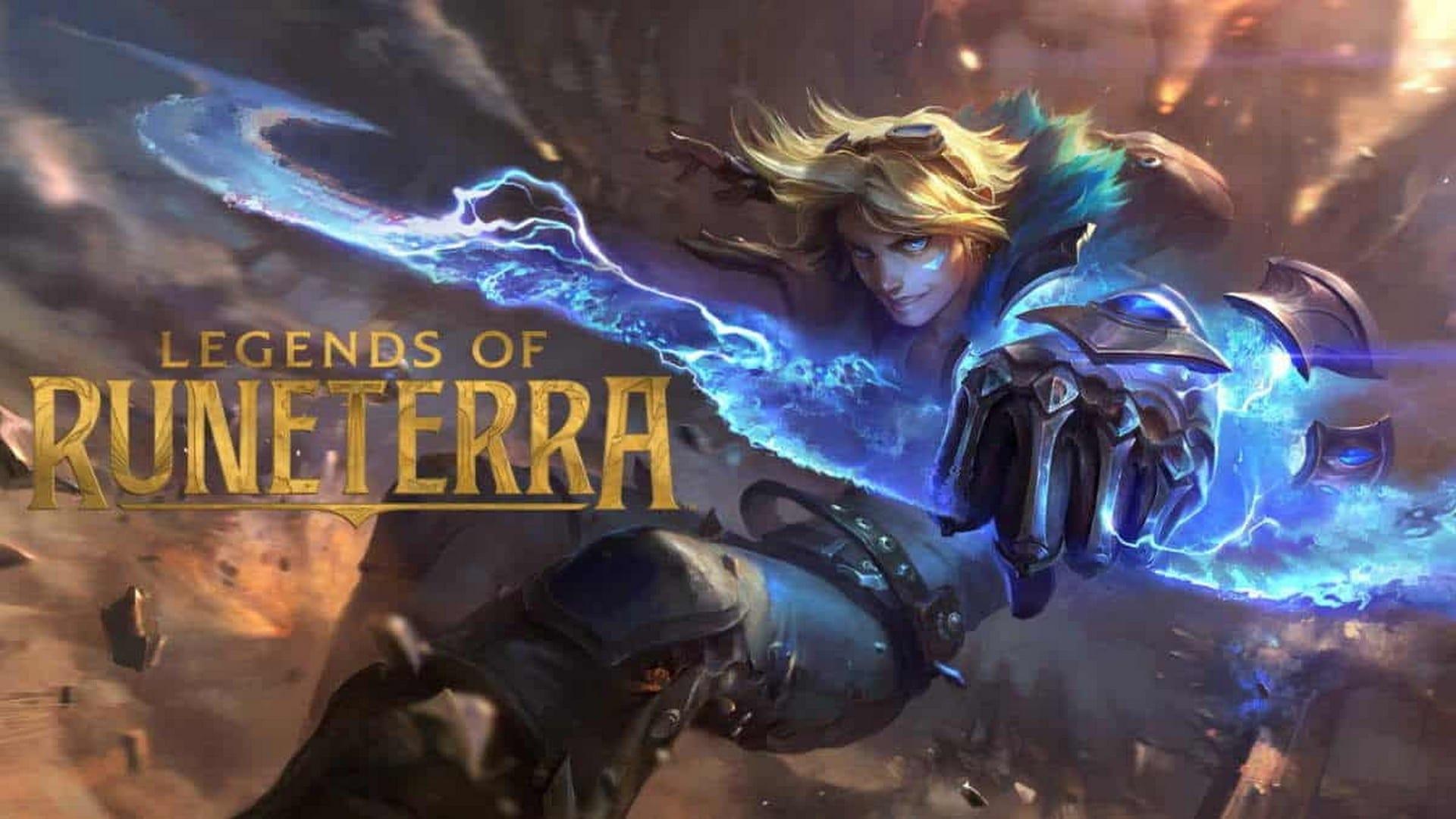 Legends of Runeterra Open Beta Begins Friday 24th Jan – Open To The Public Sat 25th