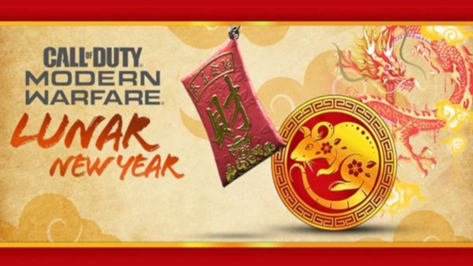 Call of Duty: Modern Warfare Celebrates Lunar New Year 2020 With a New Seasonal Items Bundle Launch
