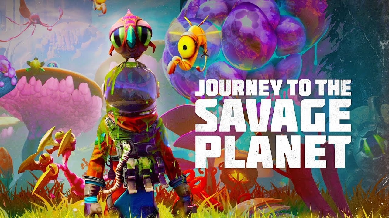 Journey To The Savage Planet Launches On PC, Xbox One & Playstation 4