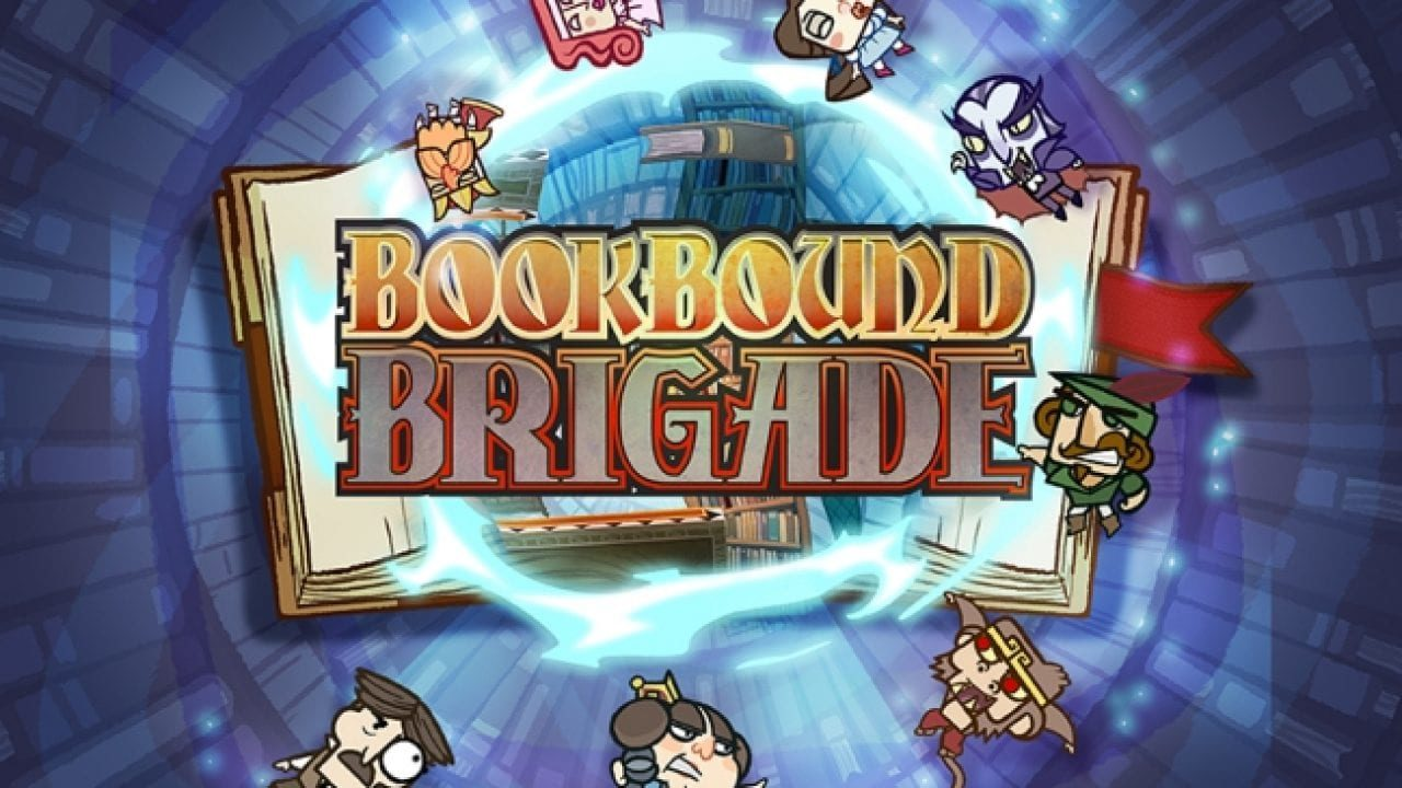 Literary Platformer Bookbound Brigade Out Now for Switch, PS4, PC