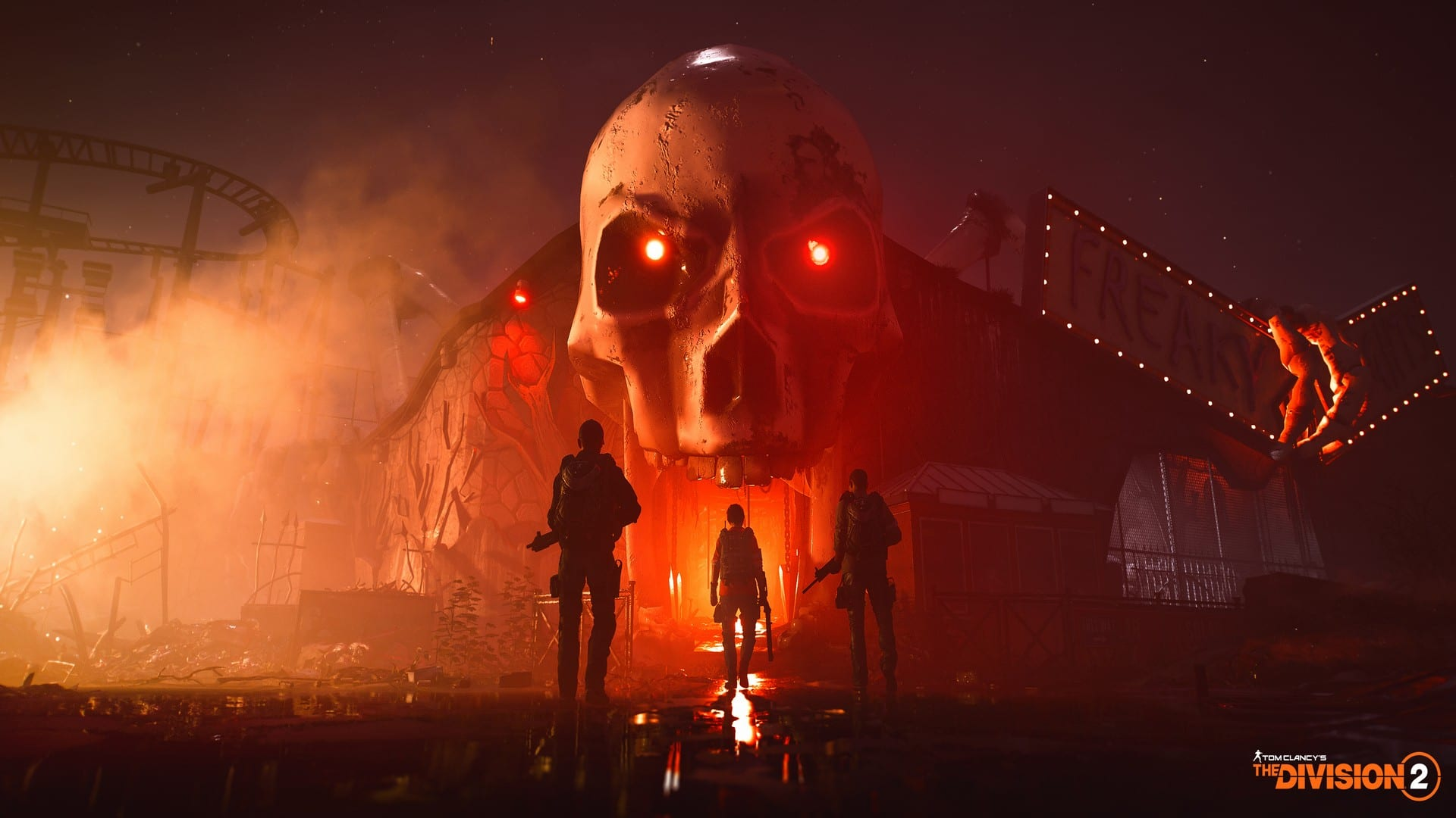 The Division 2 – Episode 3 'Coney Island: The Hunt' coming February 2020
