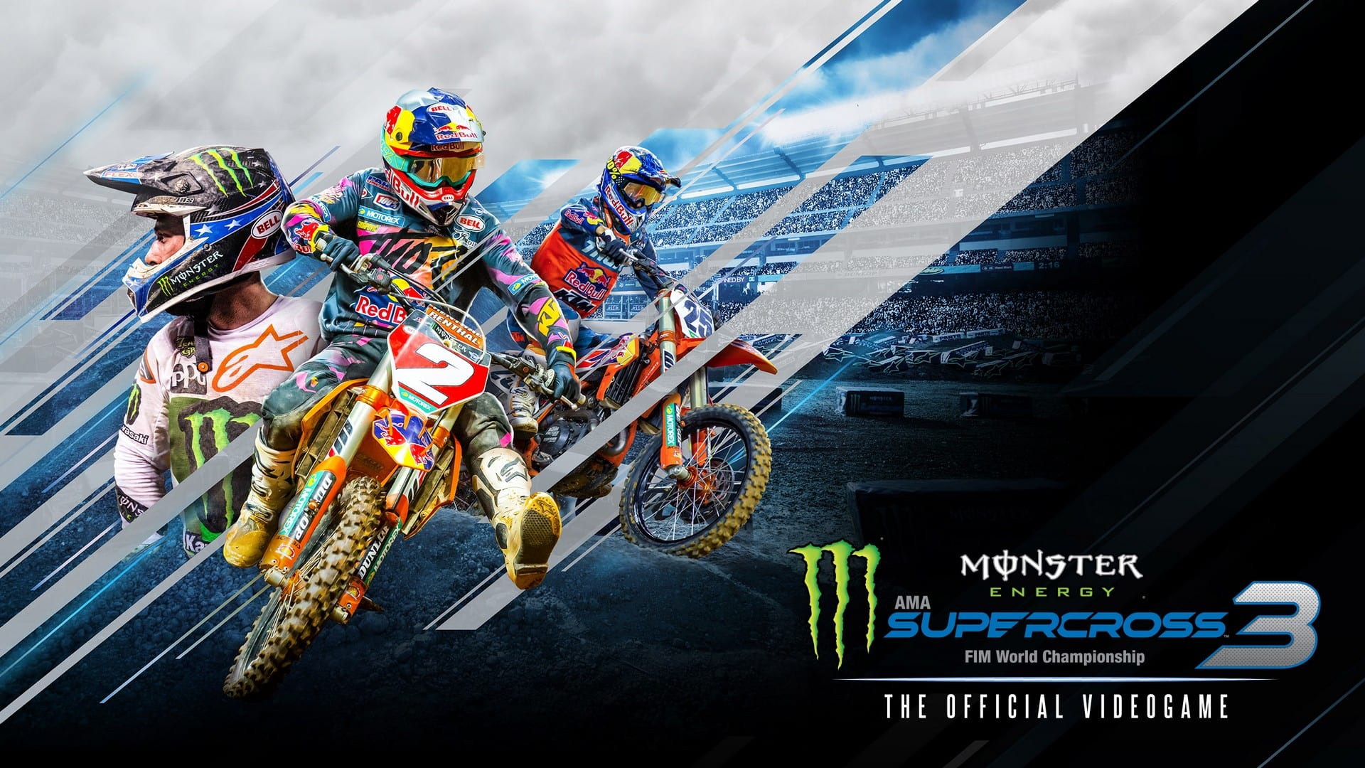 Milestone Launches Monster Energy Supercross – The Official Videogame 3