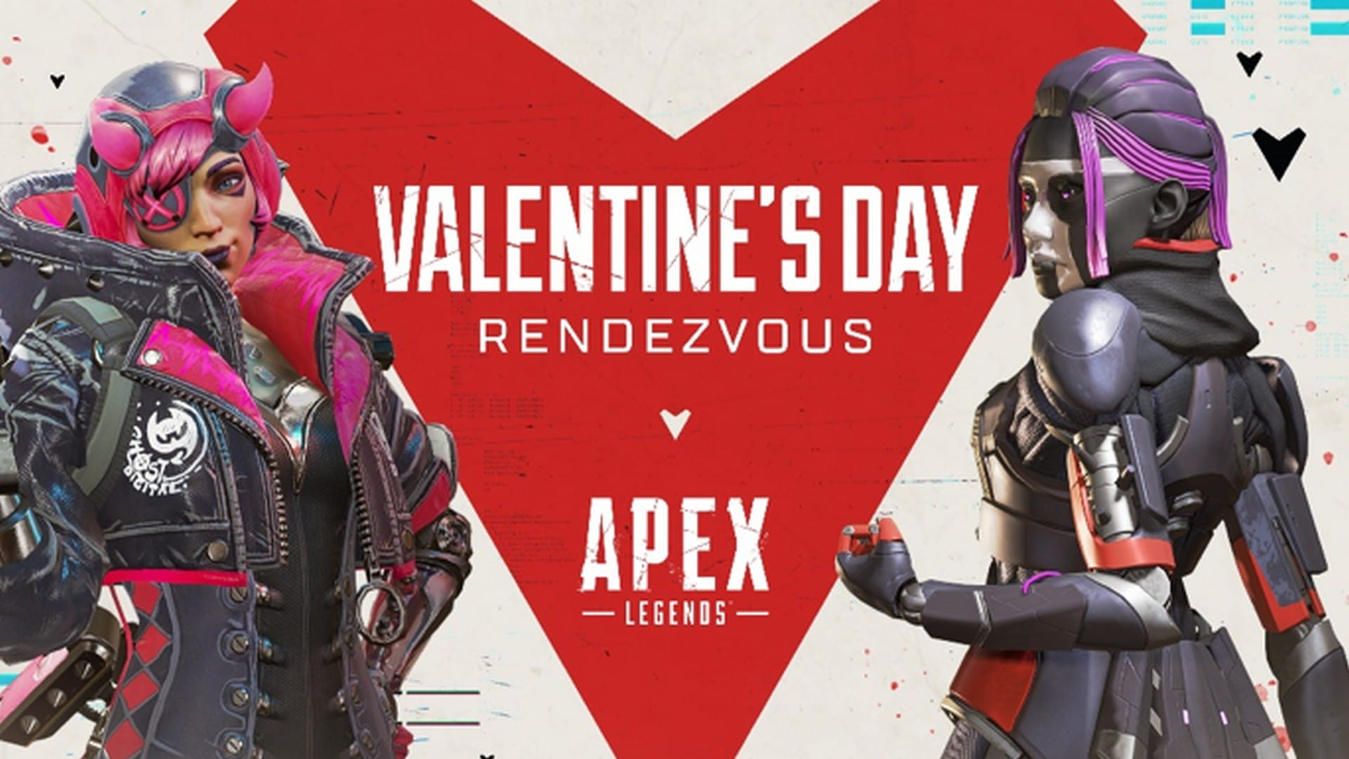 Play Duos And Get Themed Items During Apex Legends Valentine's Day Rendezvous Event