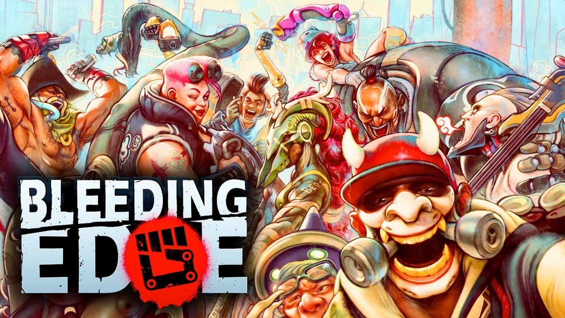 Bleeding Edge – How To Play The Closed Beta On Feb 14th-17th
