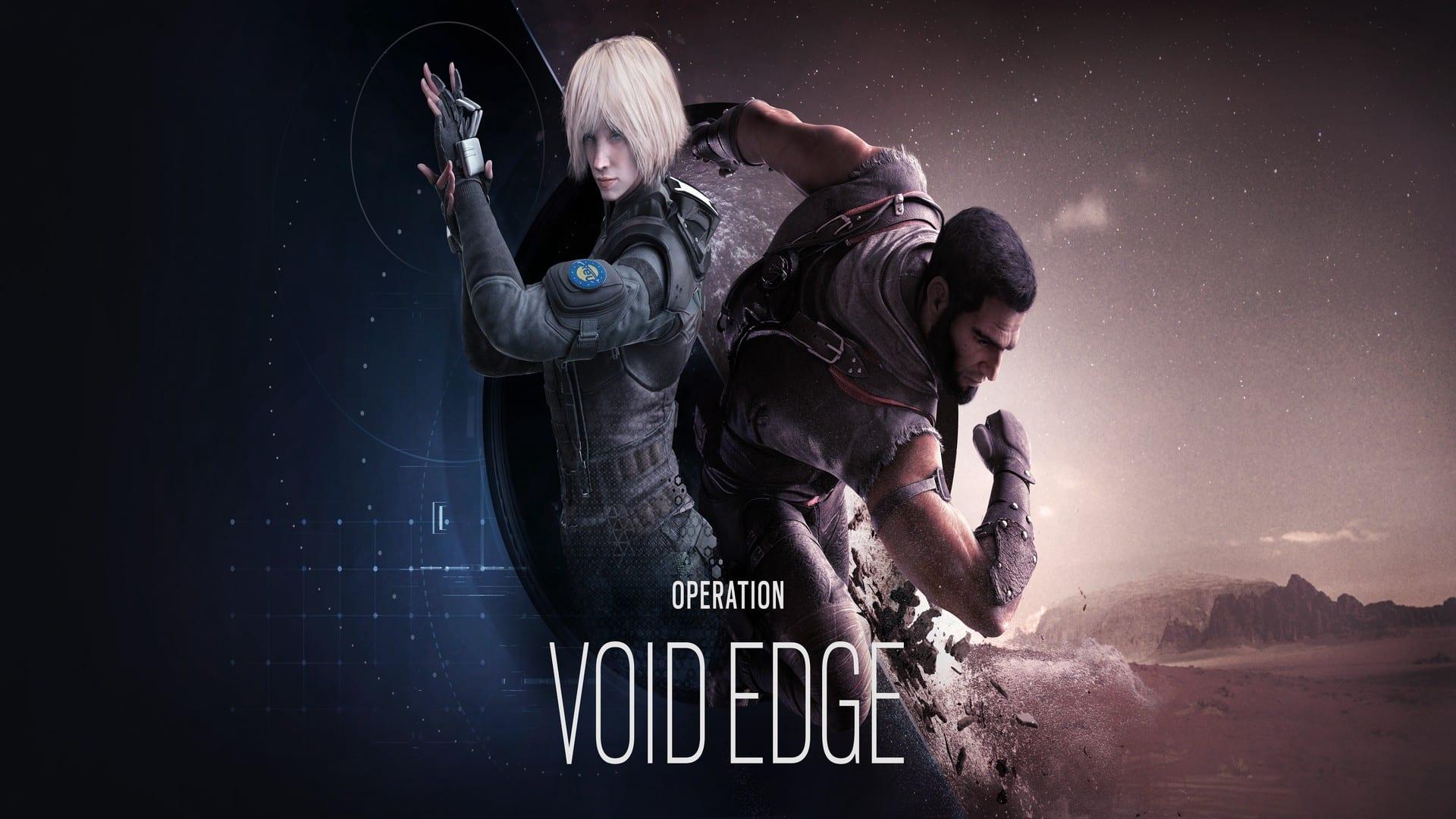 Tom Clancy's Rainbow Six Siege Reveals Operation Void Edge