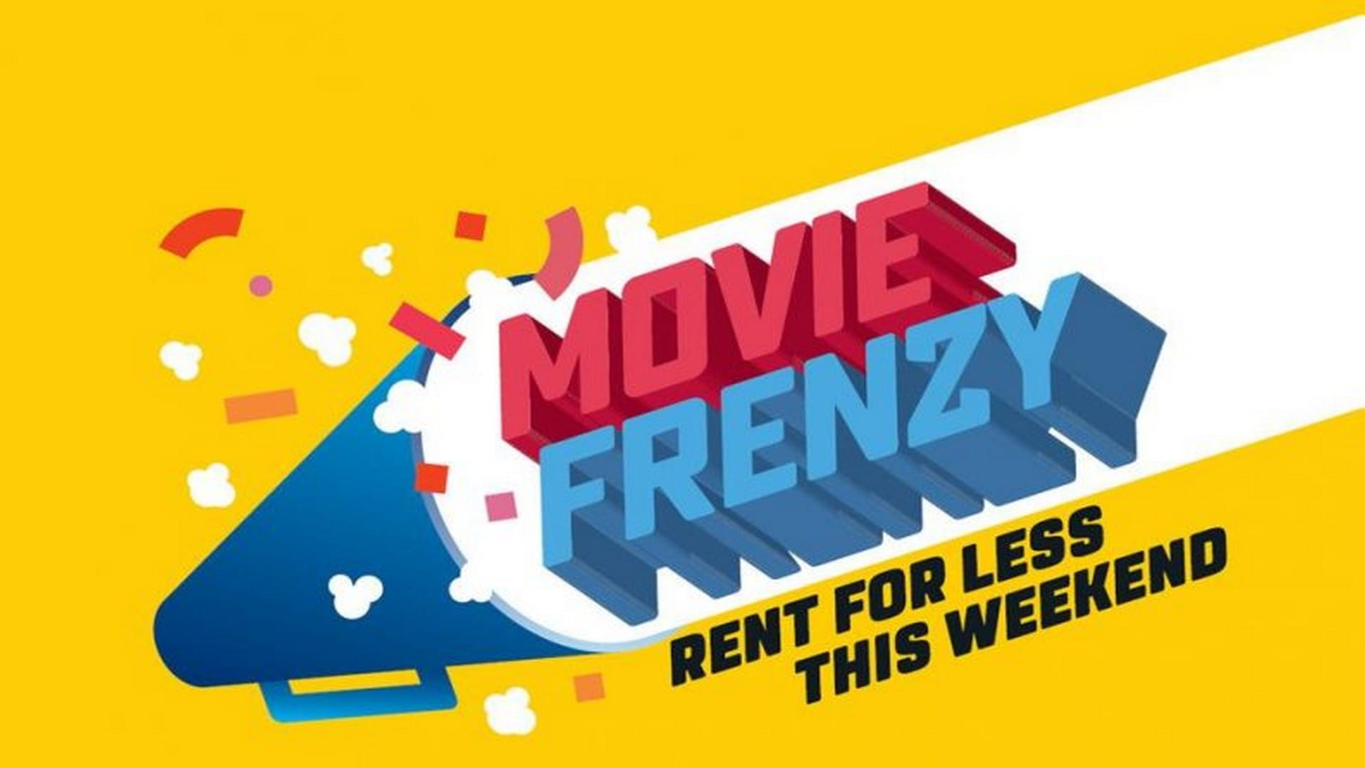 Buy Or Rent Your New Favourite Films For Less During Movie Frenzy