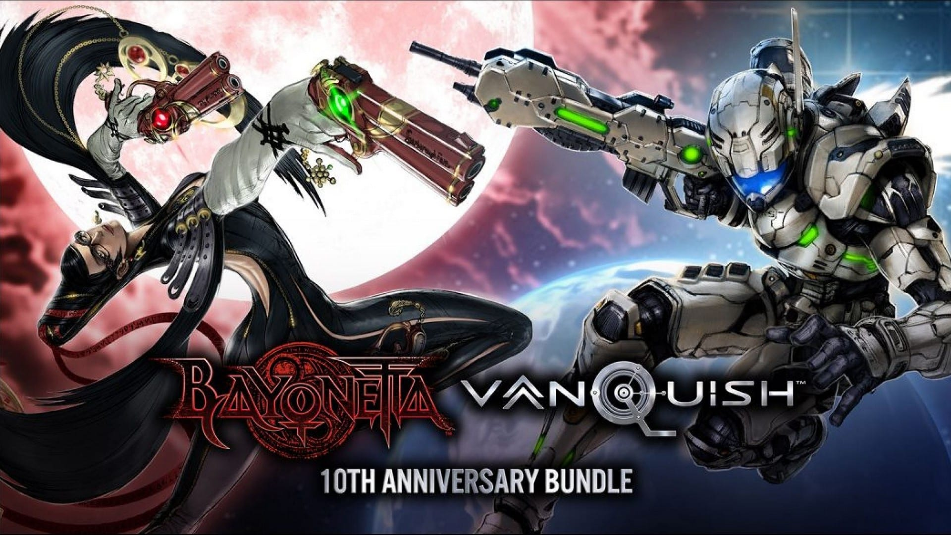Bayonetta & Vanquish Are Ready To Lock And Load On Playstation 4 & Xbox One Now