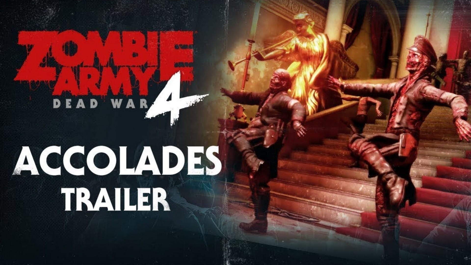 Zombie Army 4 Accolades Trailer Presents the Boogie Monsters