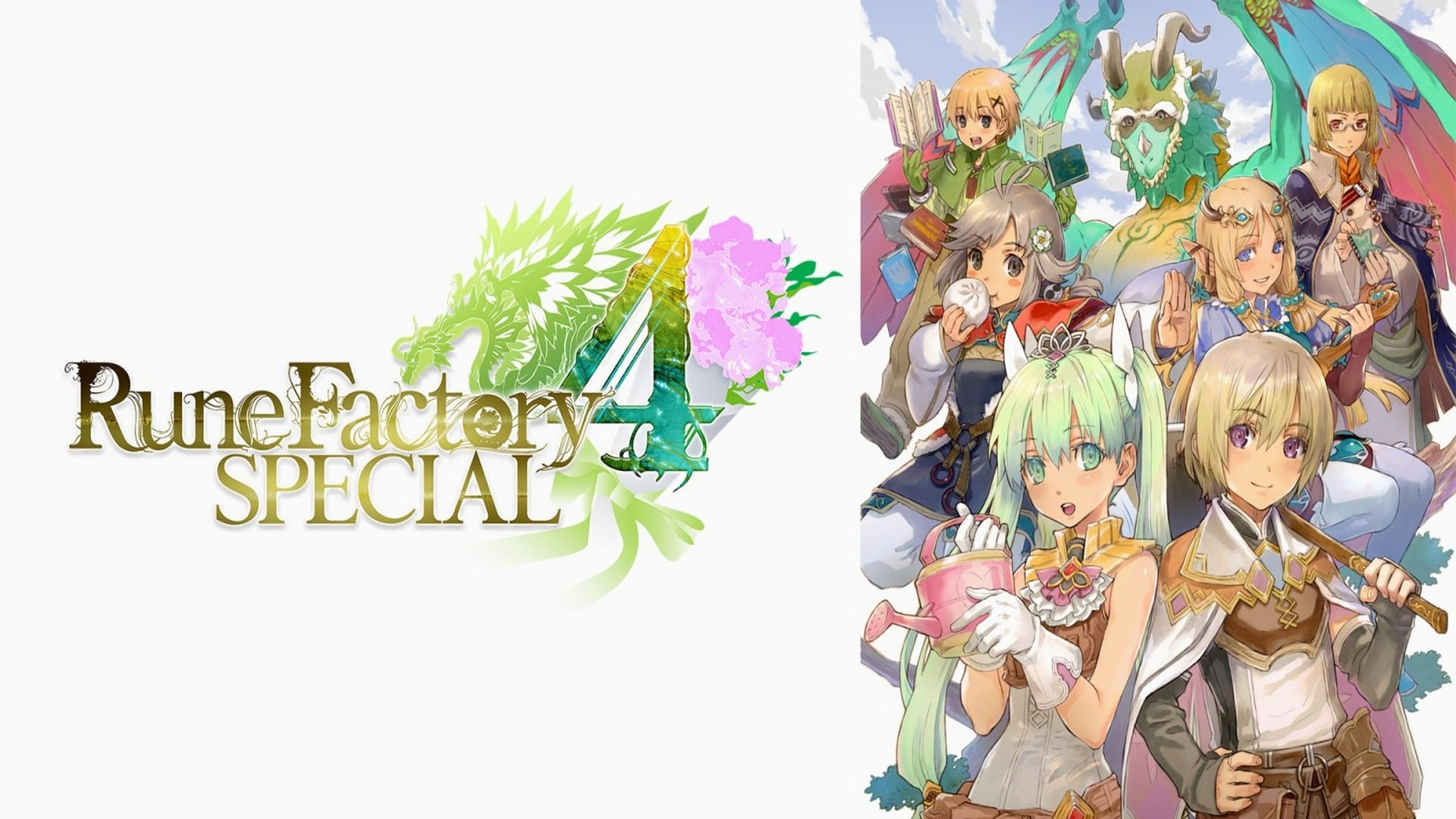 Rune Factory 4 Special Now Available on Nintendo Switch