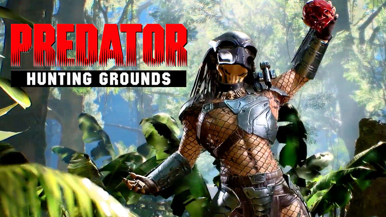 Predator: Hunting Grounds Trial Weekend Announced - Kicks Off 28th ...