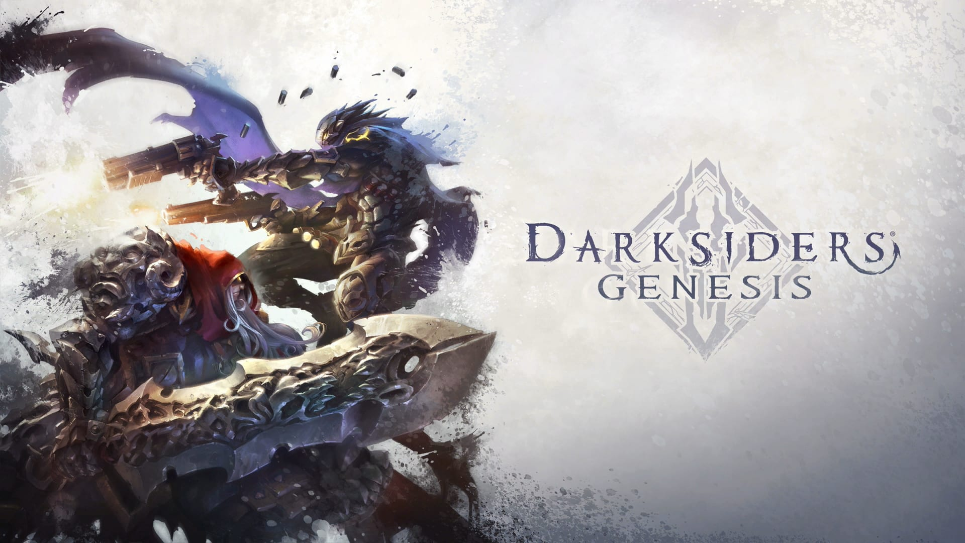 Darksiders Genesis Is Available Now In Australia & New Zealand Across All Consoles