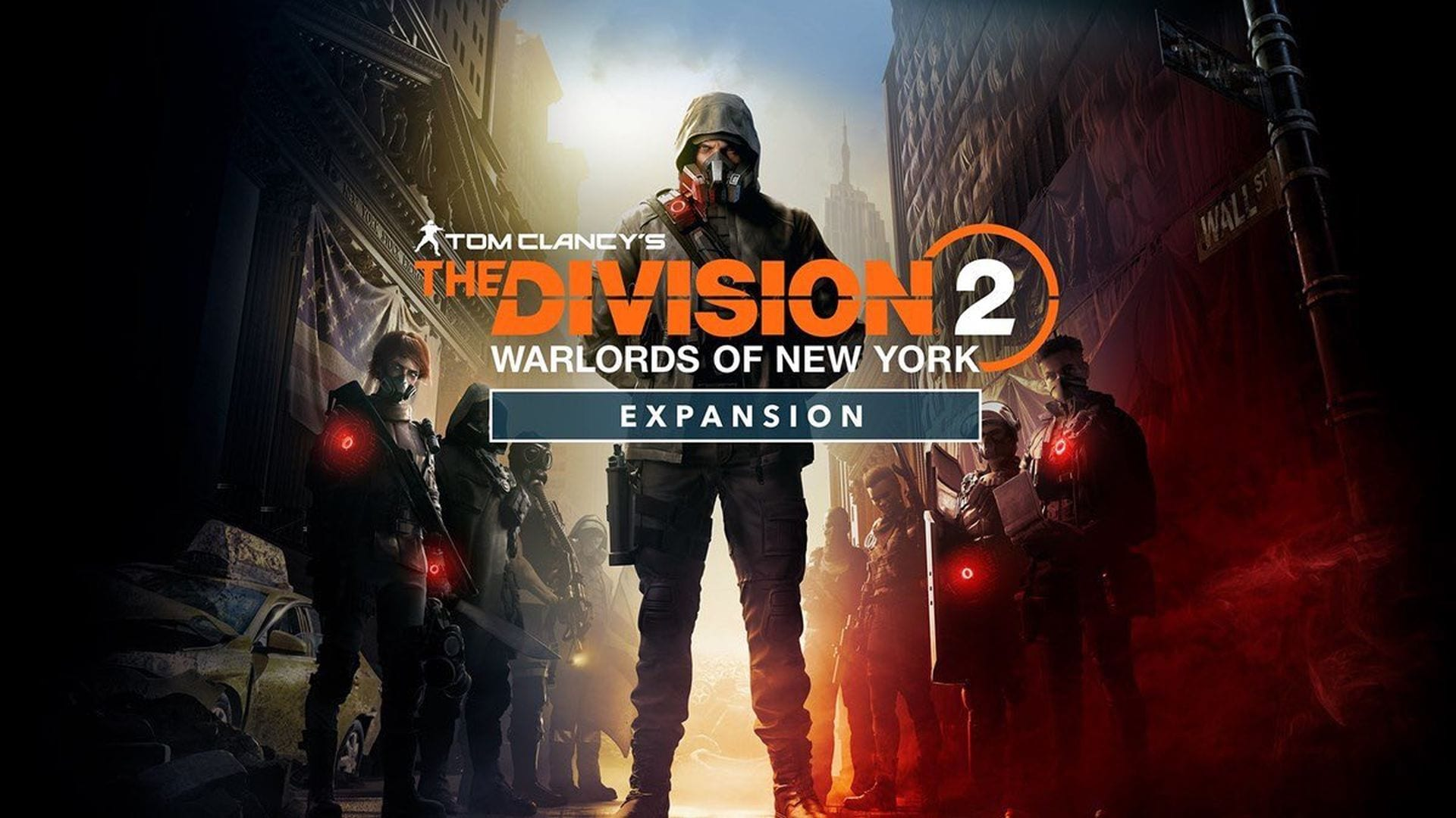 Tom Clancy's The Division 2: Warlords of New York Expansion Coming March 3rd