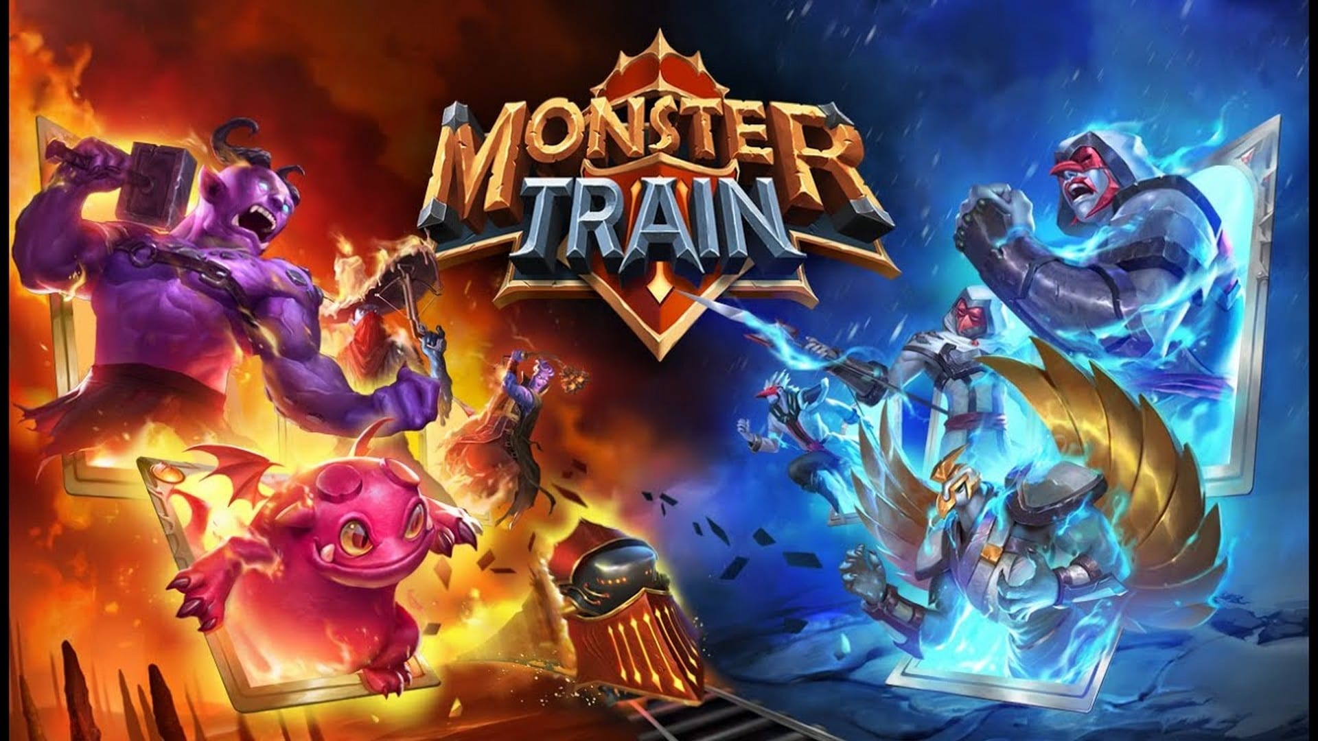 Catch a Ride to a Card Game in Hell: Monster Train's Closed Beta Begins Today