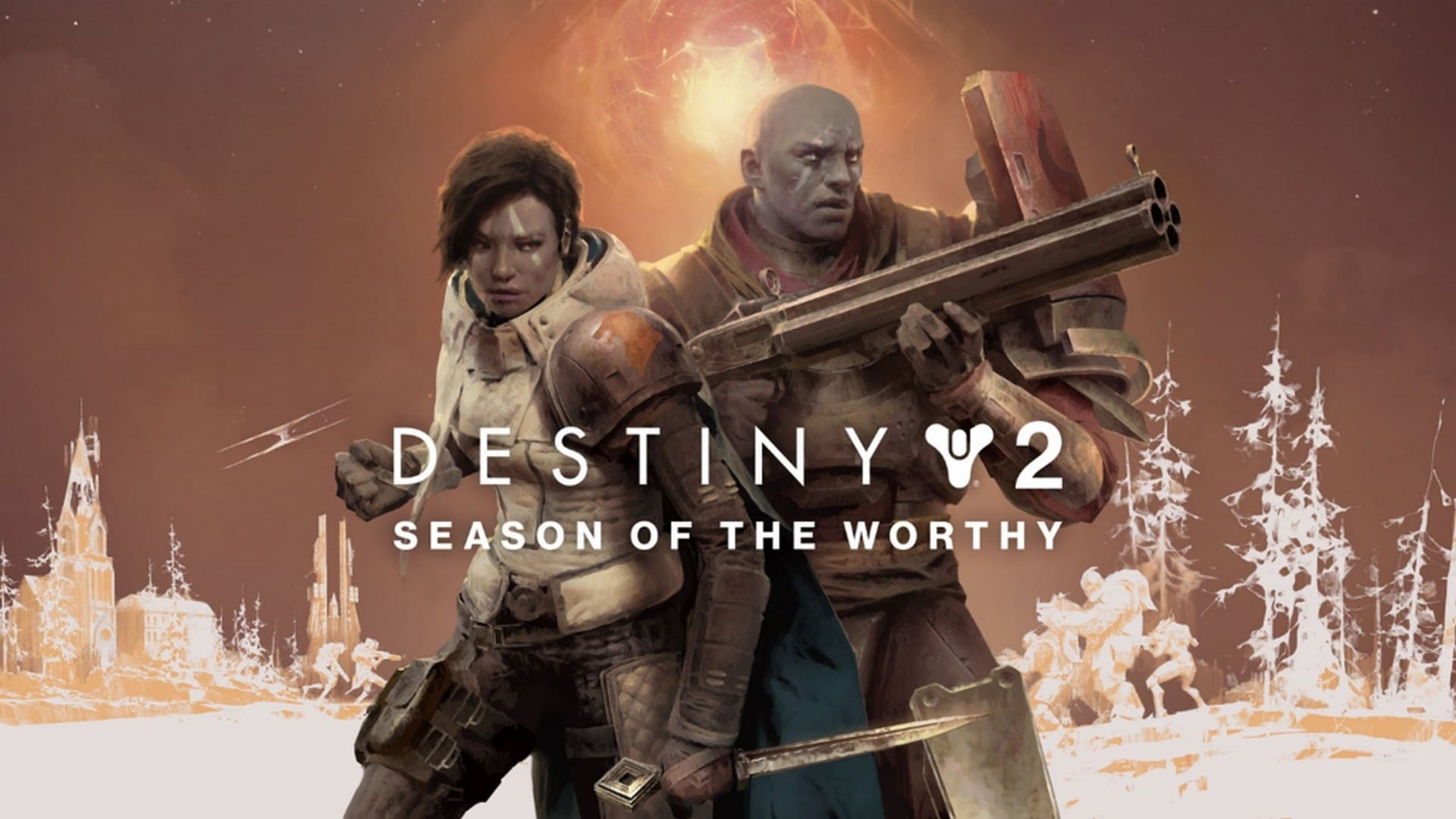 Destiny 2: Season Of The Worthy Is Now Available