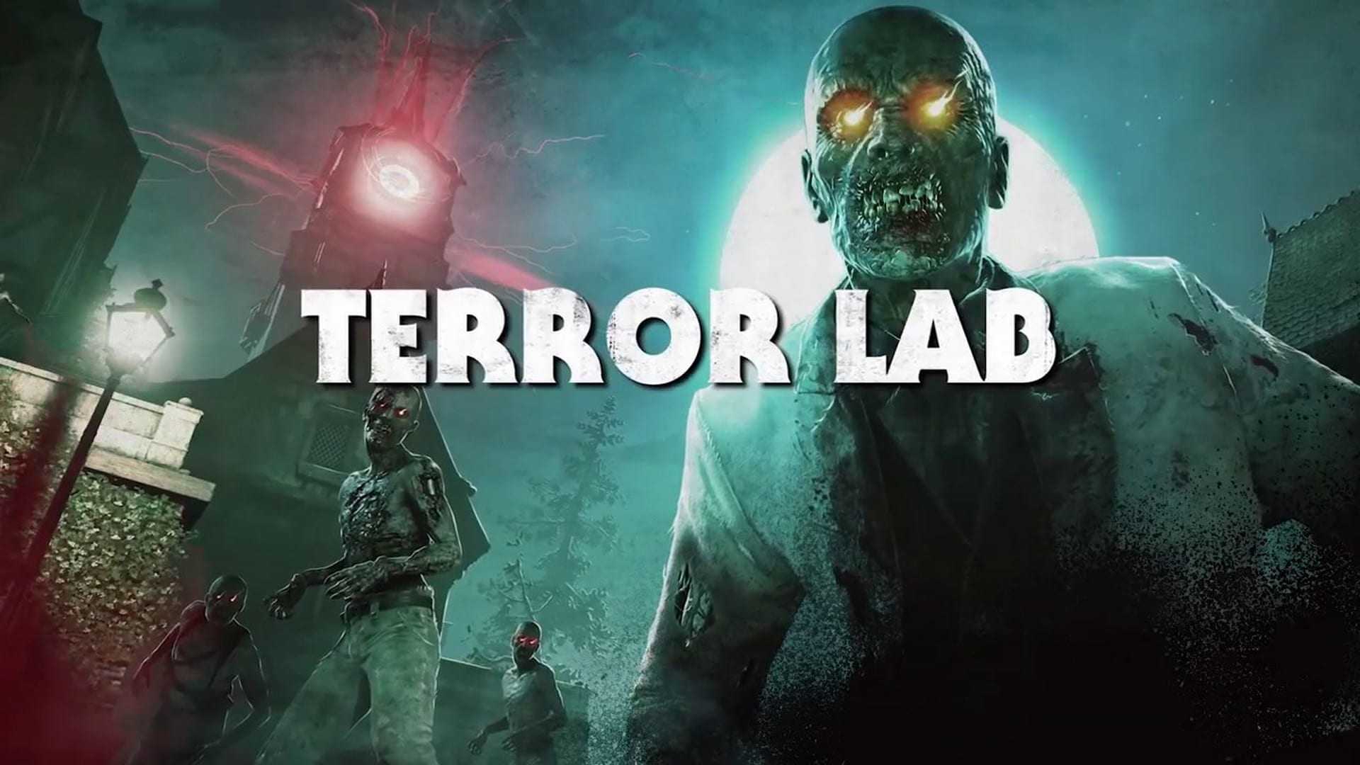 "Zombie Army 4 New Campaign Mission ""Terror Lab"" Now Available"