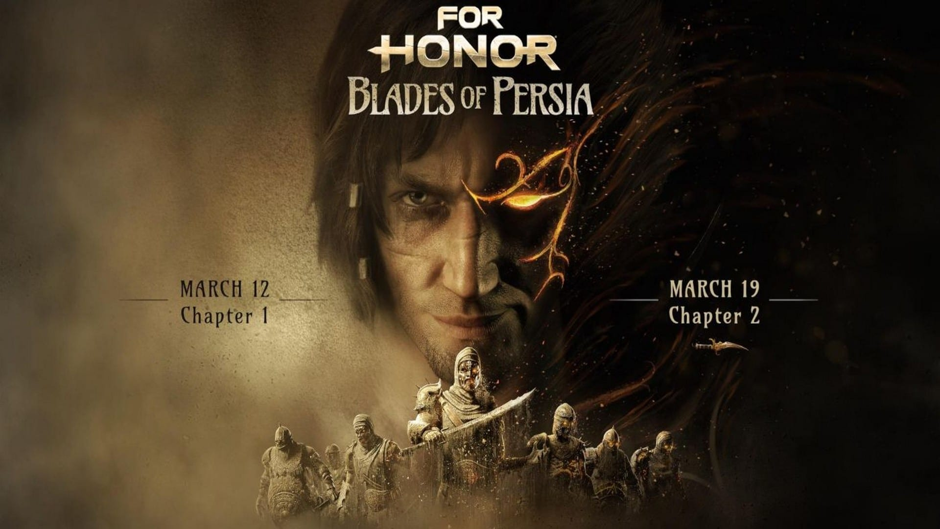 The Prince Of Persia Invades For Honor For Themed In-Game Event, Playable Now Until April 2
