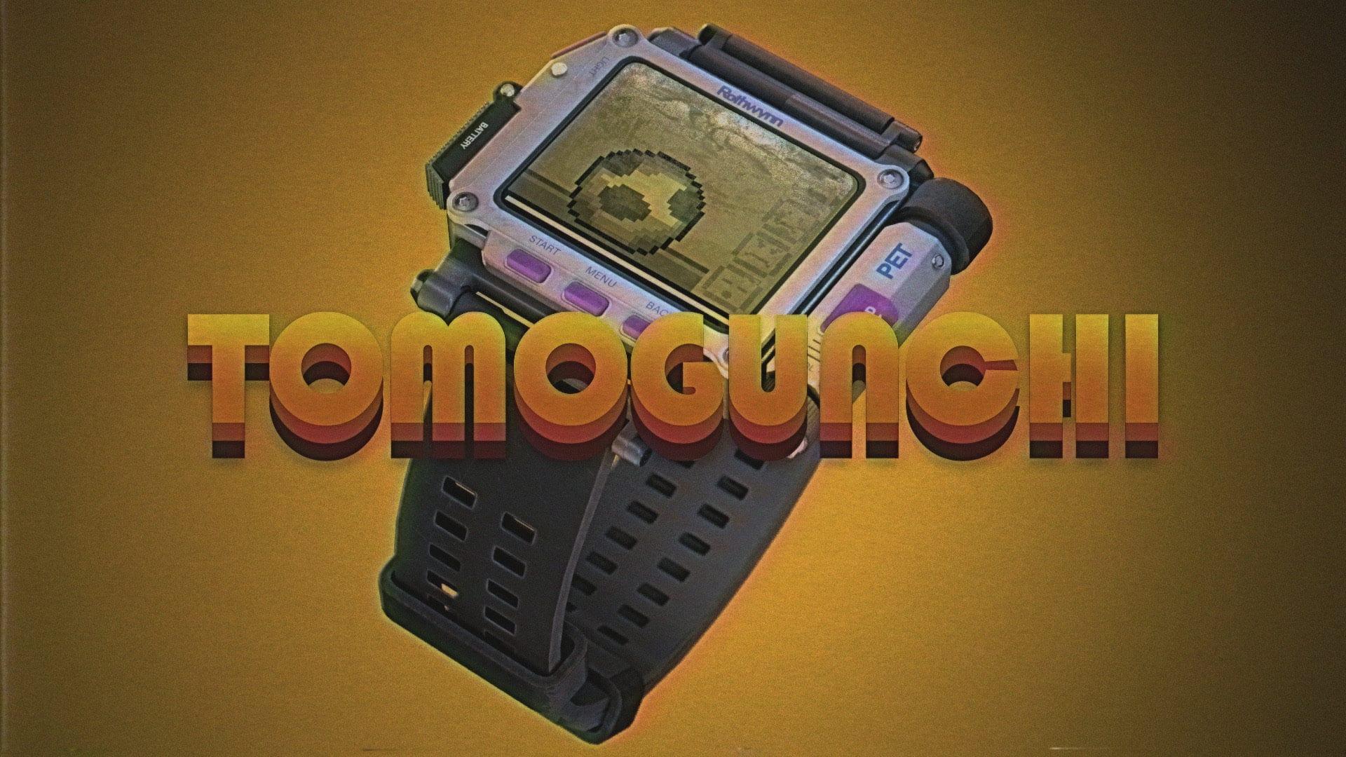 Introducing Tomogunchi: Now Live In Call of Duty: Modern Warfare