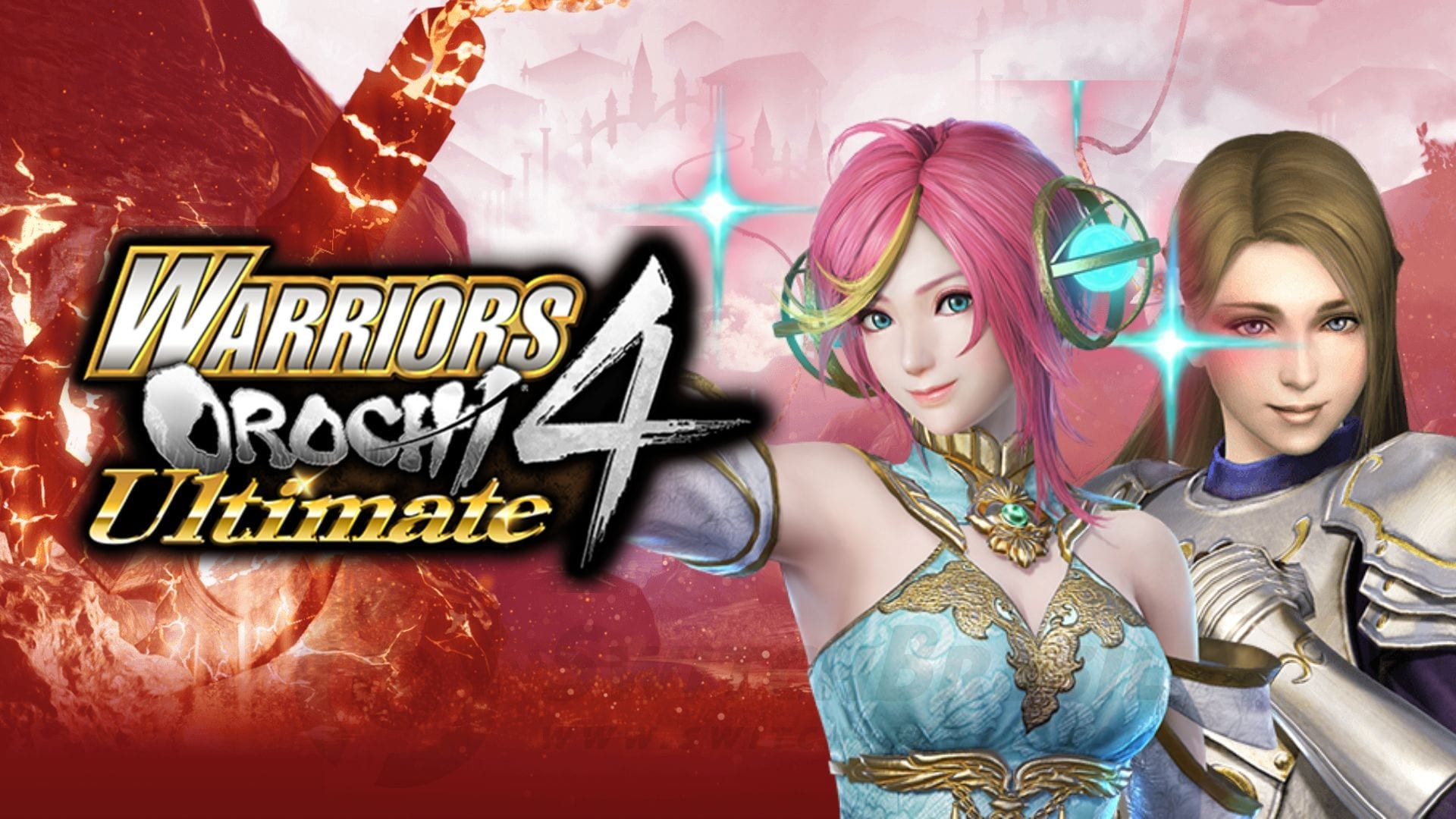 Warriors Orochi 4 Ultimate Releases Today In Australia
