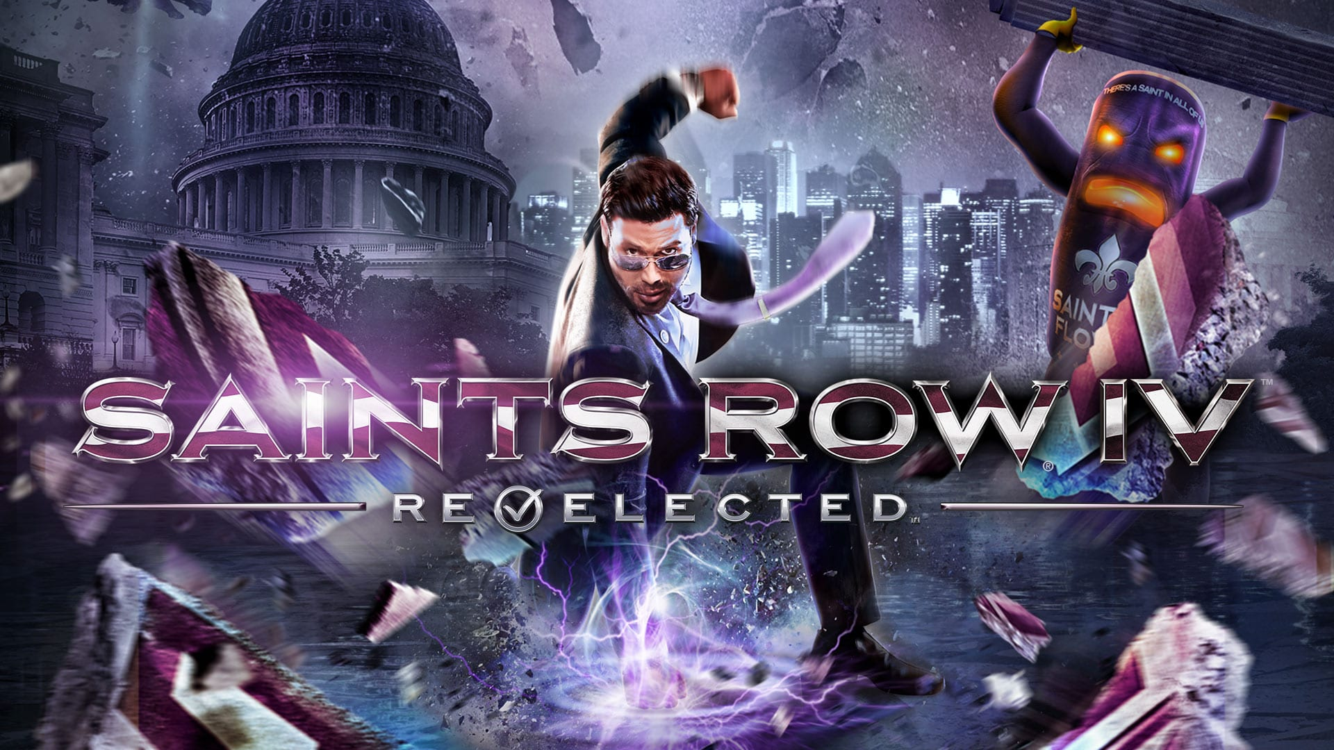 Saints Row's Blend Of Far-Fetched Fun And Rebellious Revelry Is Back On The Nintendo Switch
