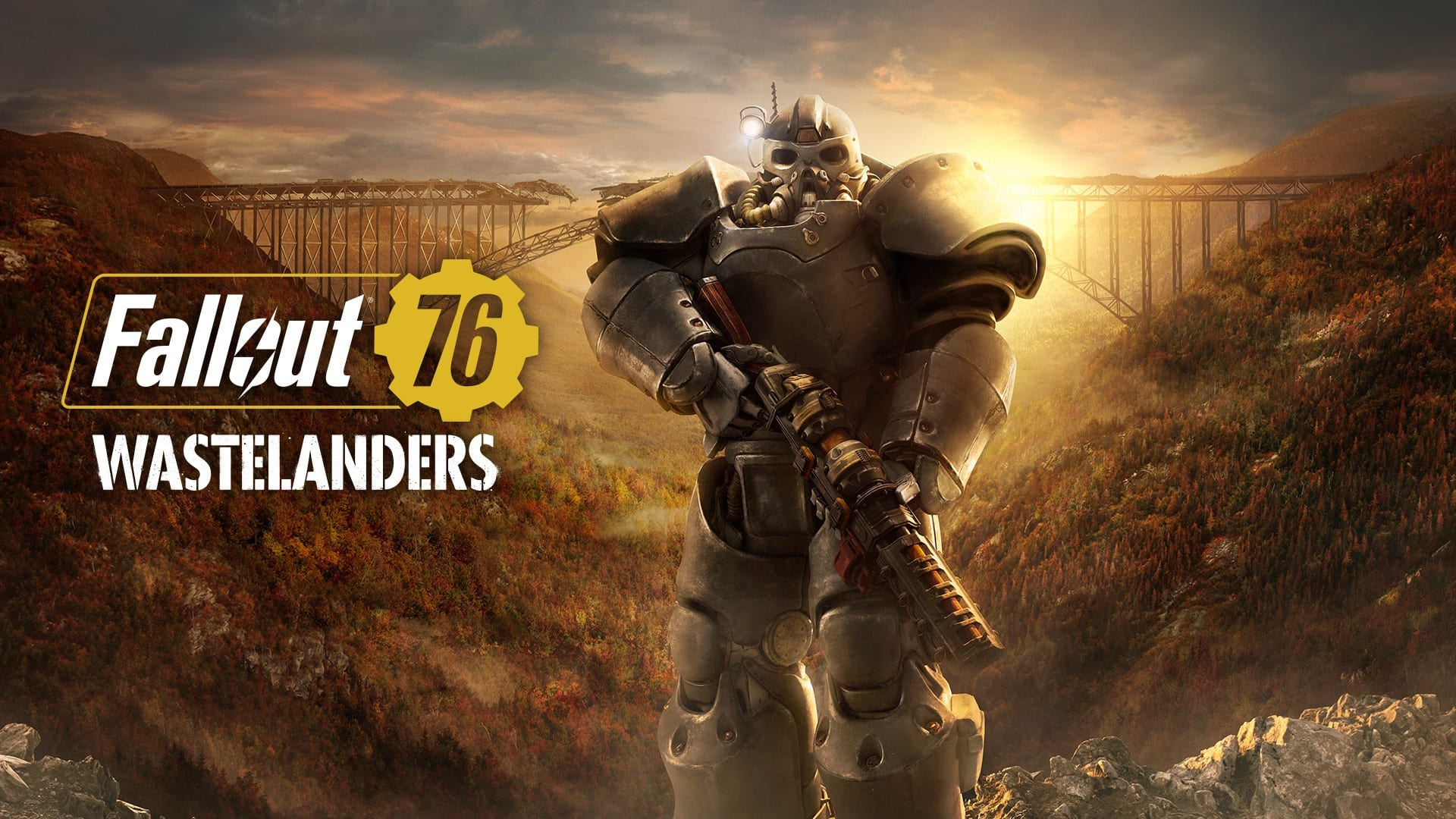 Fallout 76: Wastelanders Available Now