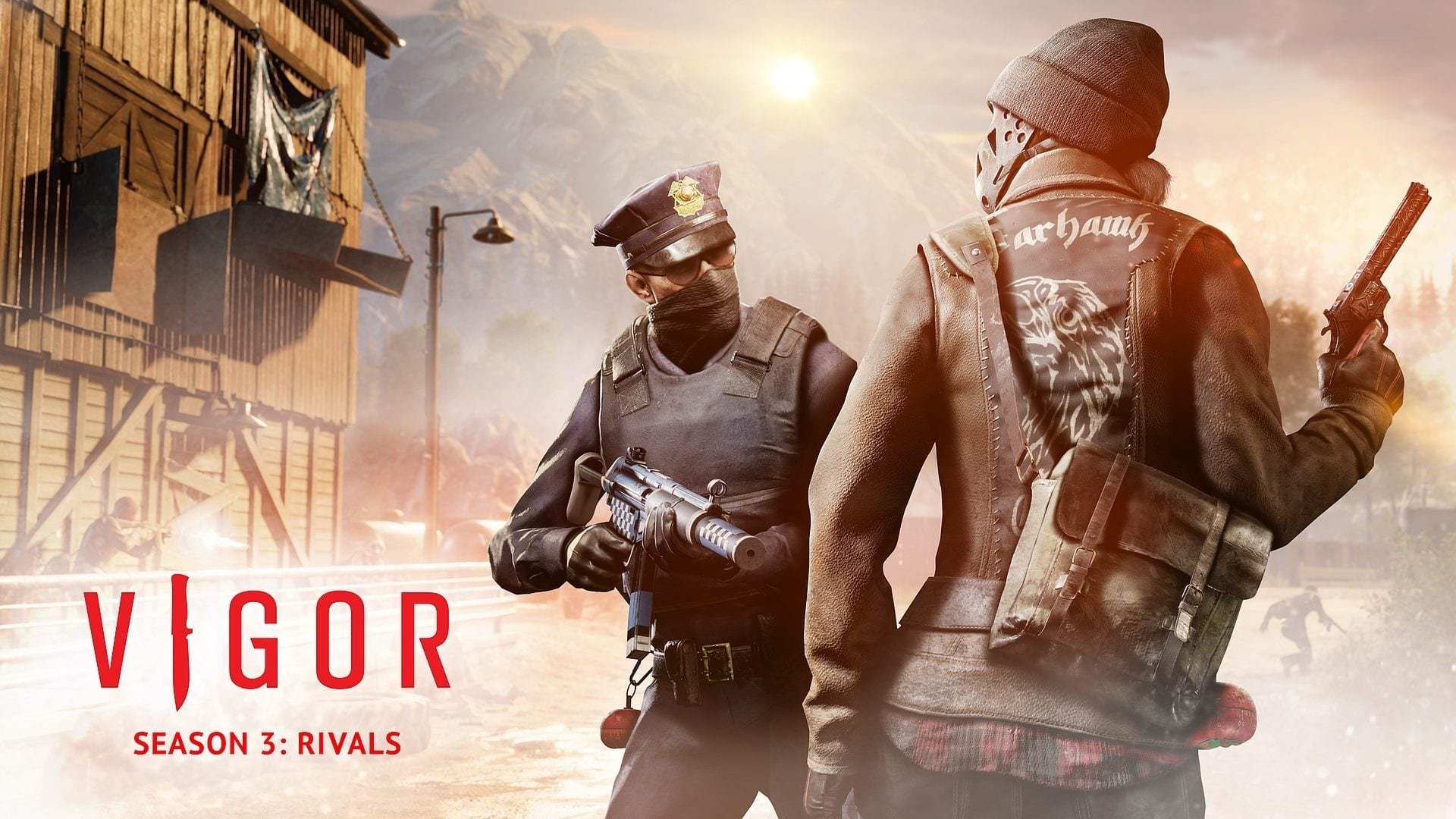 'Tis The Season For Shootouts: Vigor Introduces New Game Mode and Additional Silenced Weapons in Season 3