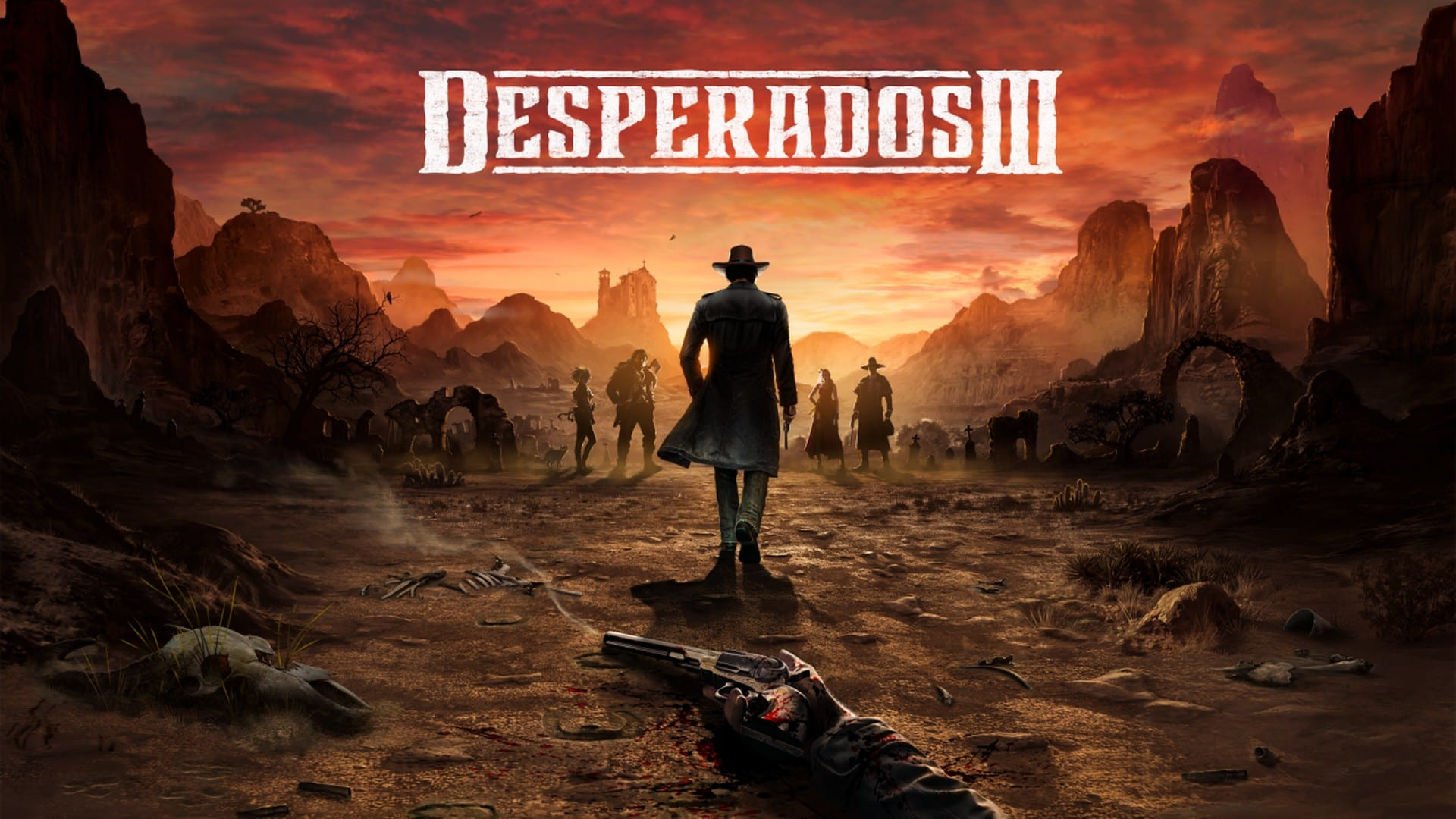 Catch Em All Desperados Iii Is Getting A 5 Figurine Collector S Edition With Music Box And Season Pass Mkau Gaming