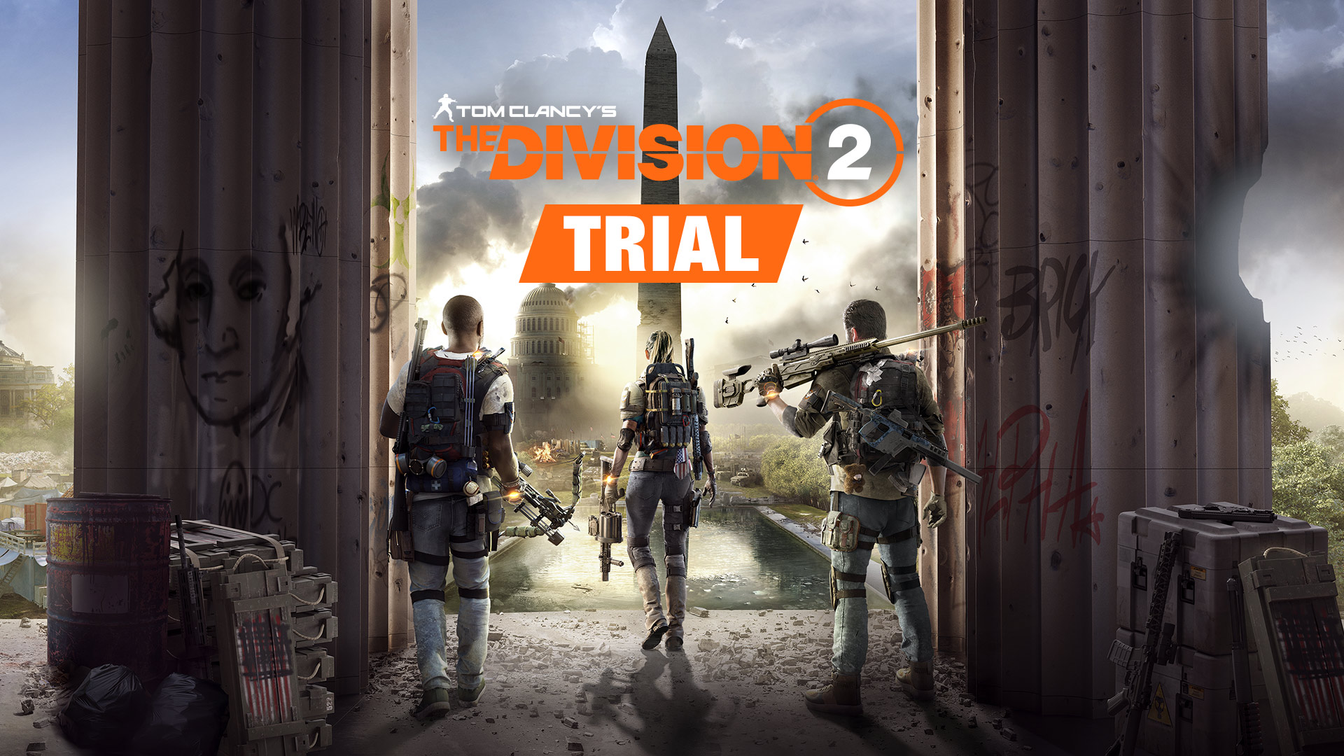 Tom Clancy's The Division 2 Free Trial Begins Today