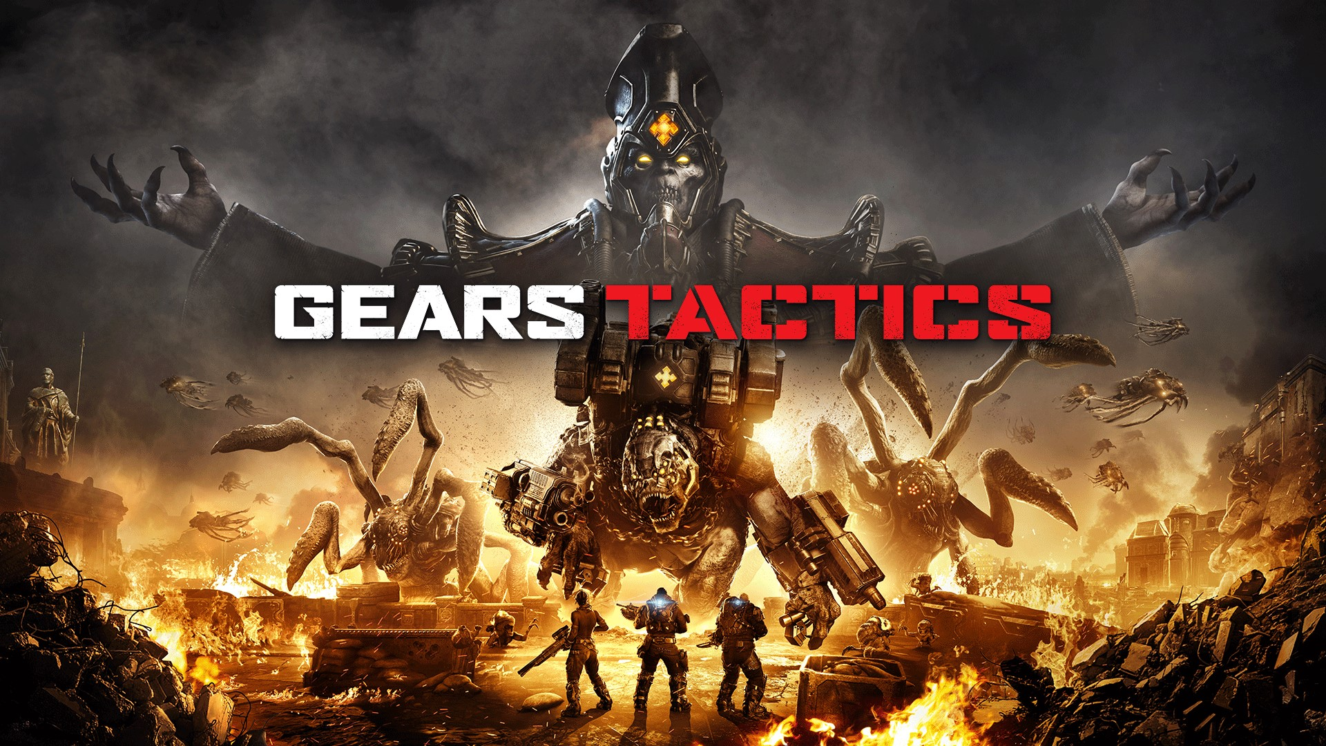 Gears Tactics Launches on PC, Steam, and Windows 10