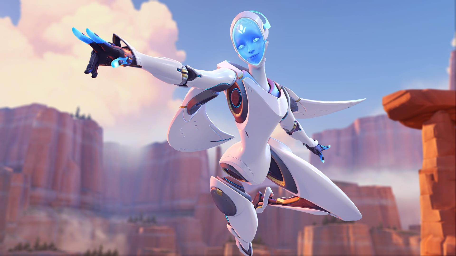 Overwatch – Echo and Competitive Open Queue Now Live
