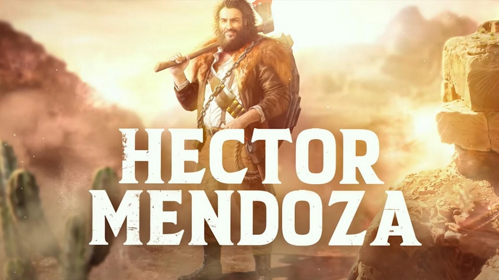 Hola Muchachos Hector Mendoza Stars In New Desperados Iii Trailer Mkau Gaming