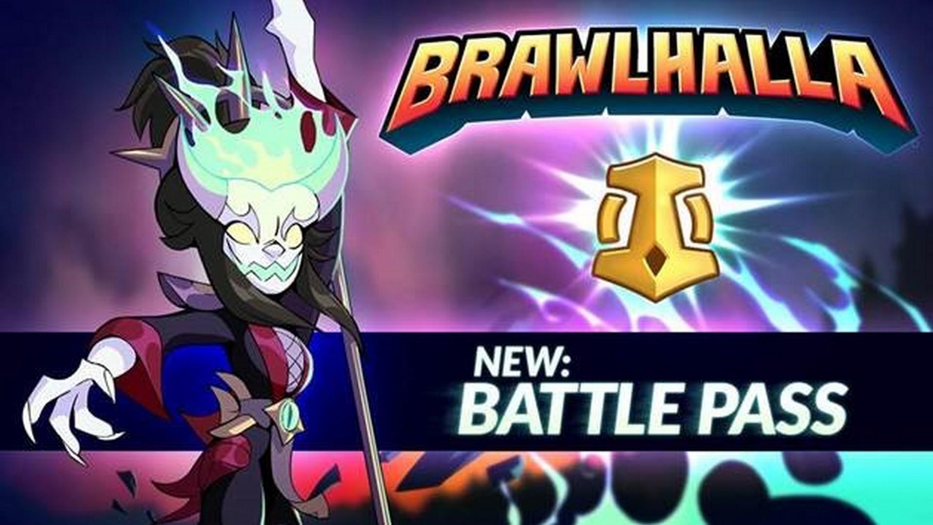 BRAWLHALLA Announces Battle Pass