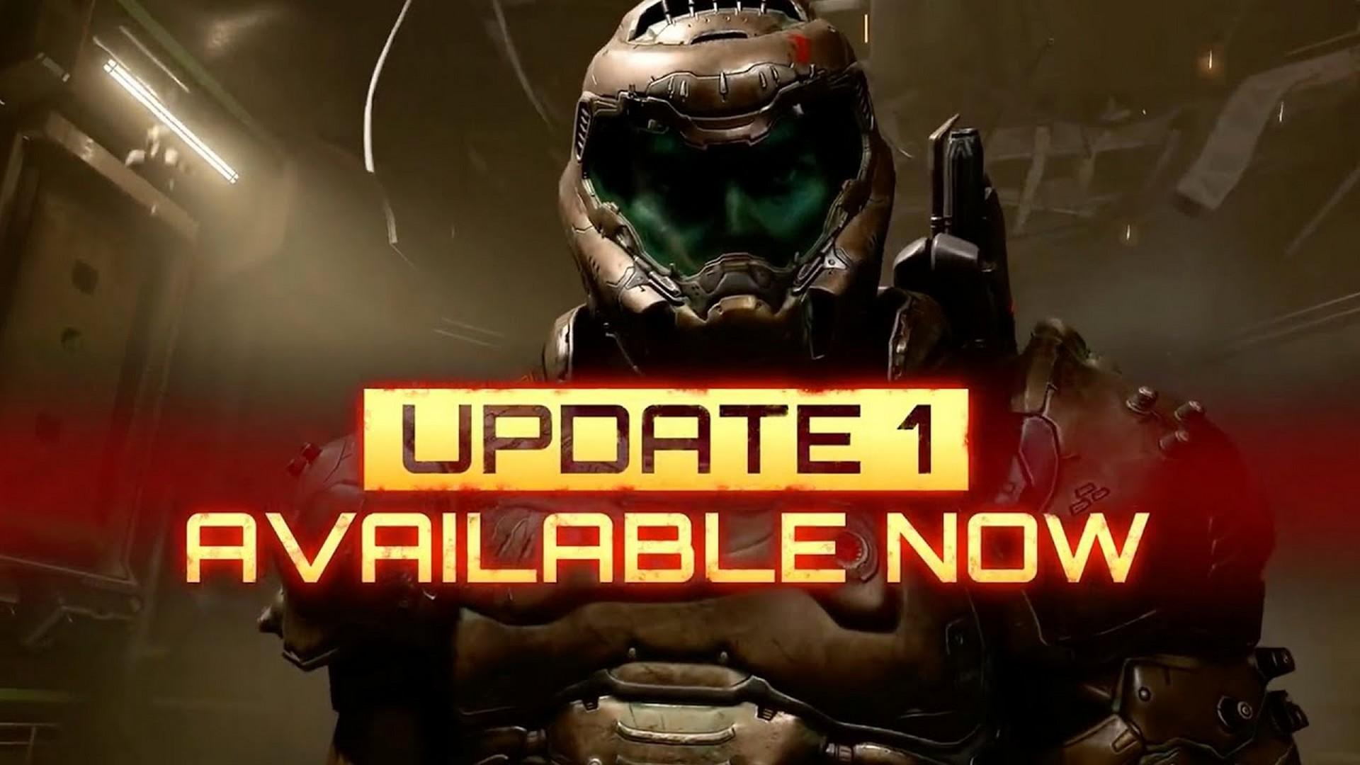 DOOM Eternal – Update 1 + Precious Metals Event Available Now
