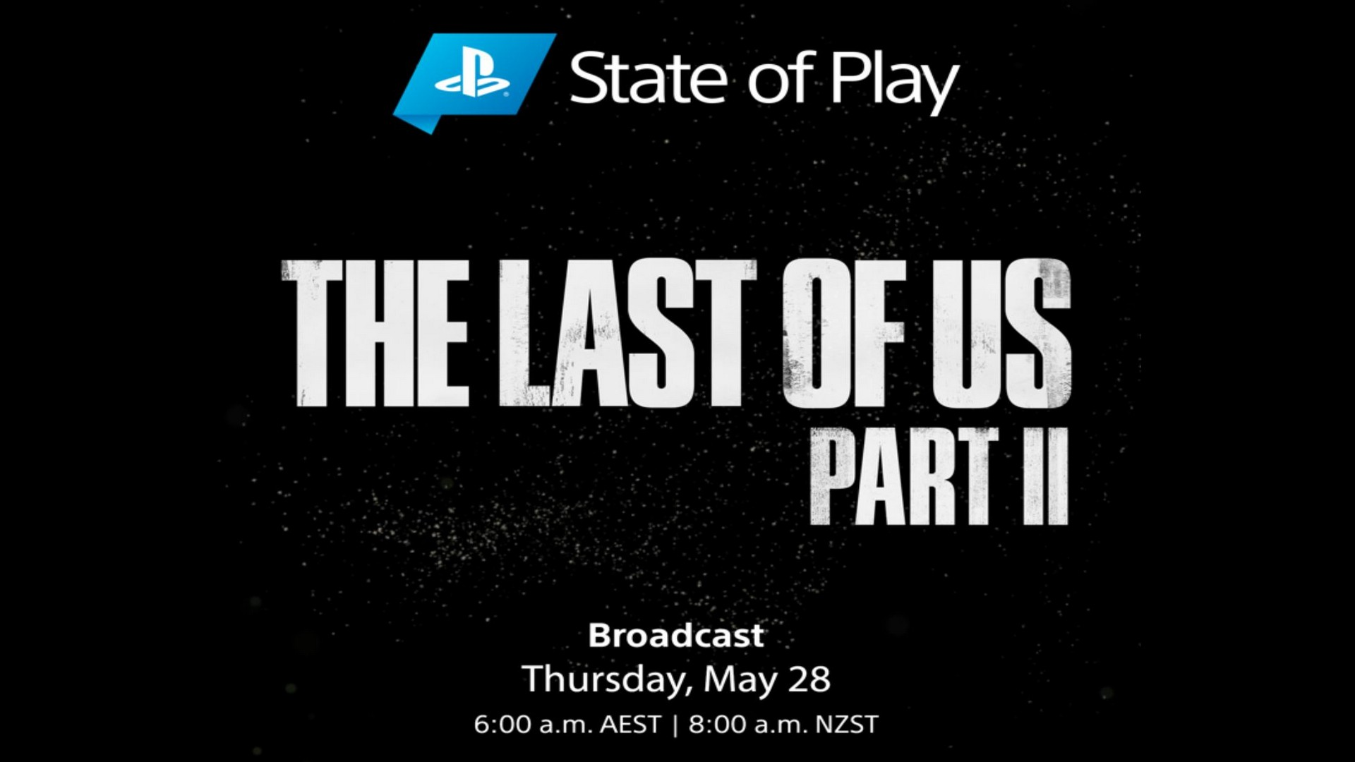 State of Play: Get a Preview Of The Last of Us Part II This Thursday