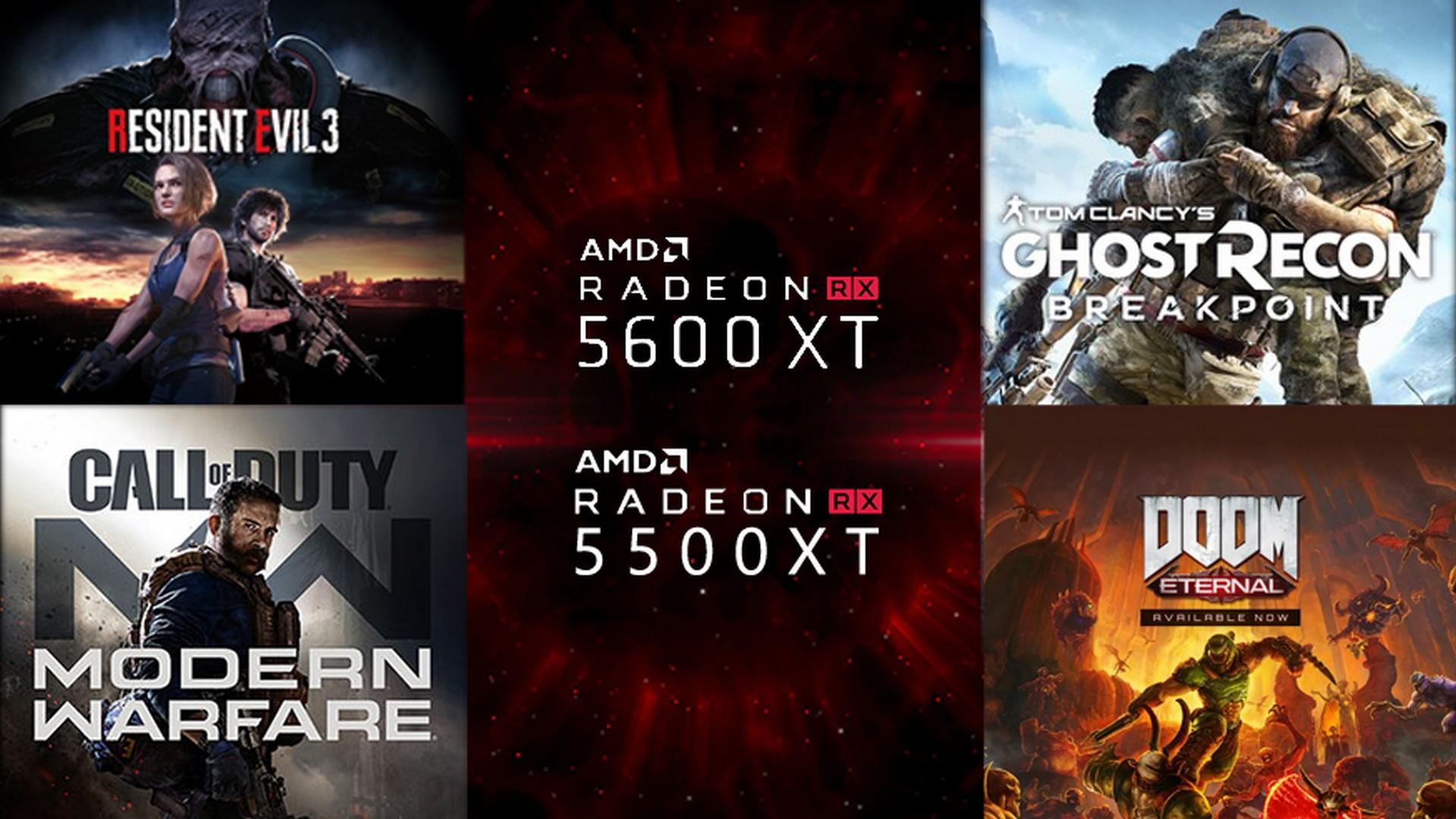 Game Beyond 4GB With AMD Radeon Graphics