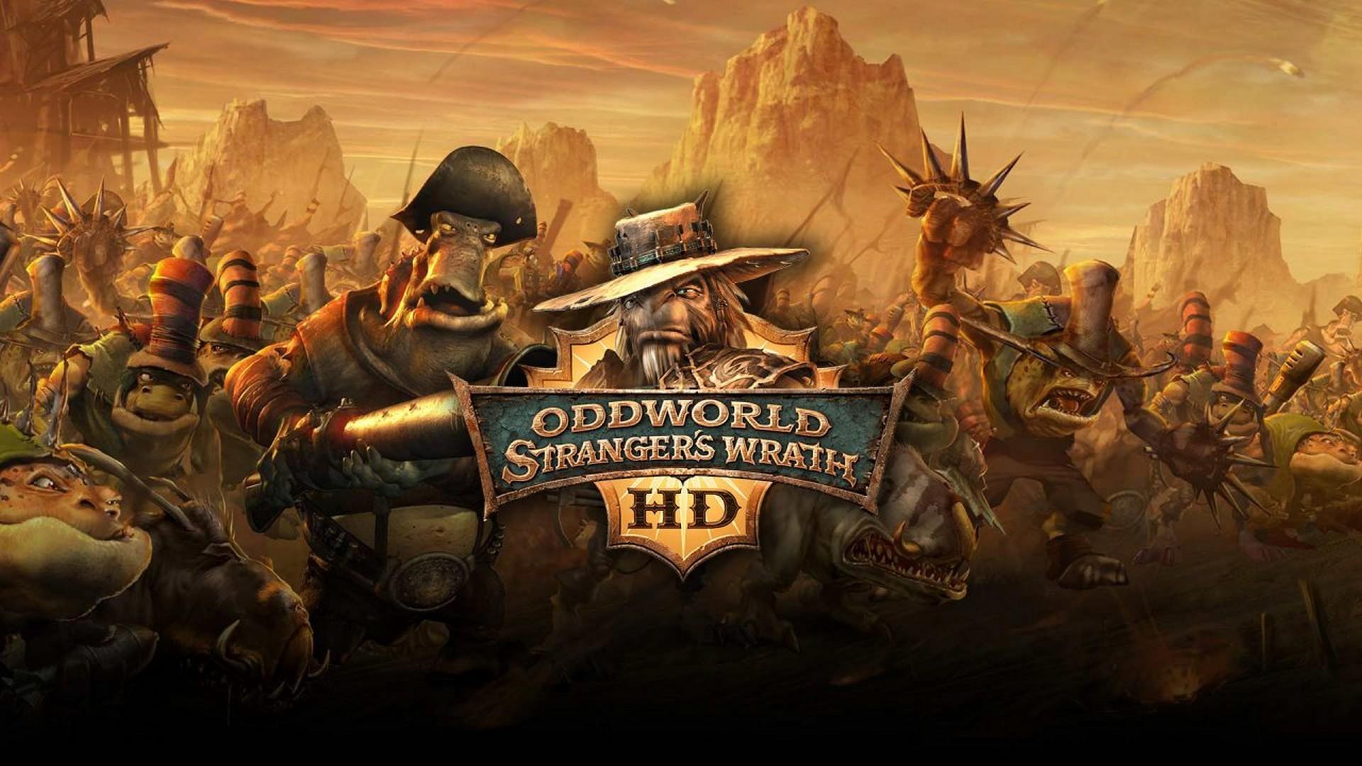 Oddworld: Stranger's Wrath HD Now Available in Australia
