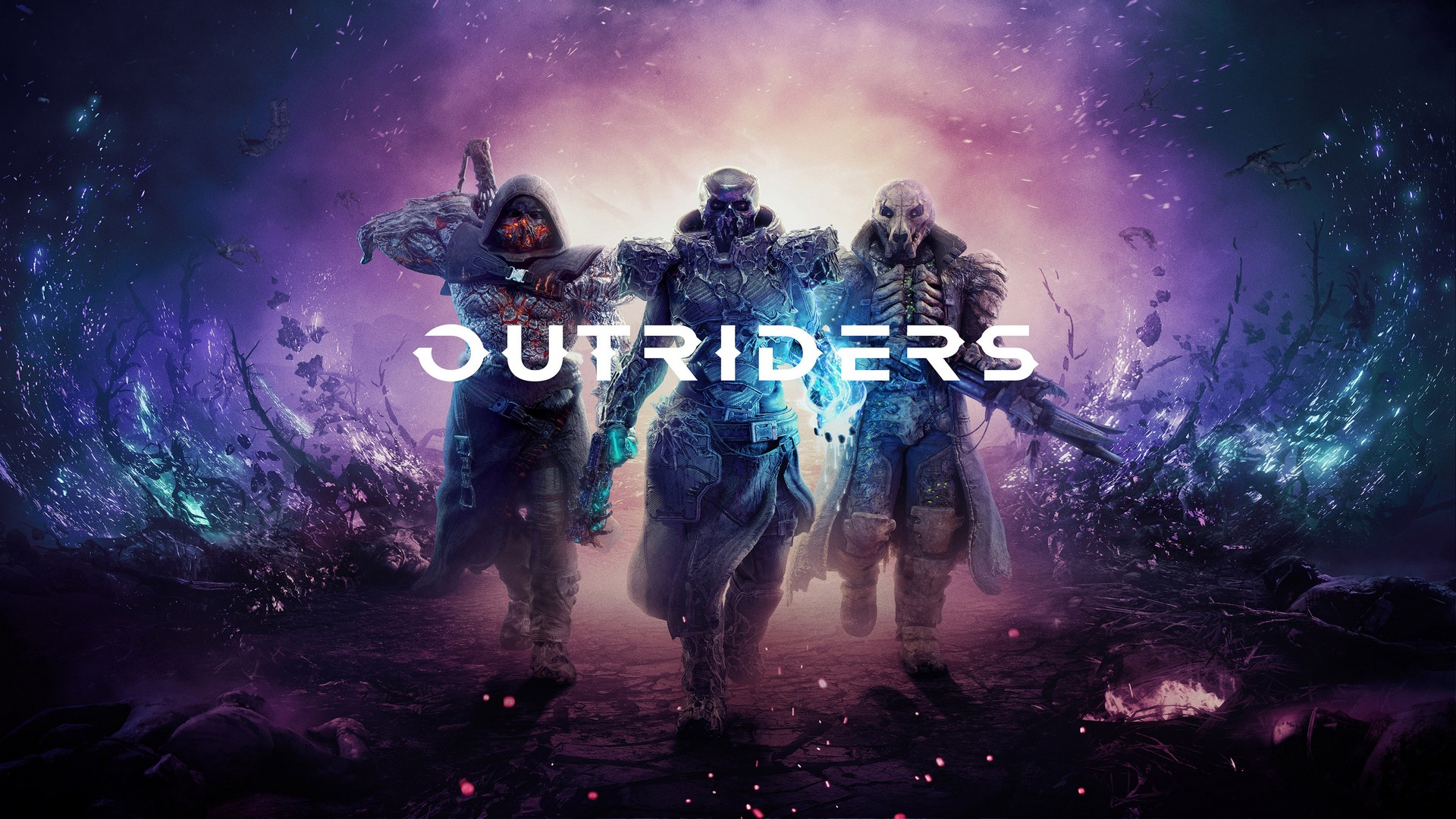 New Outriders Gameplay Revealed