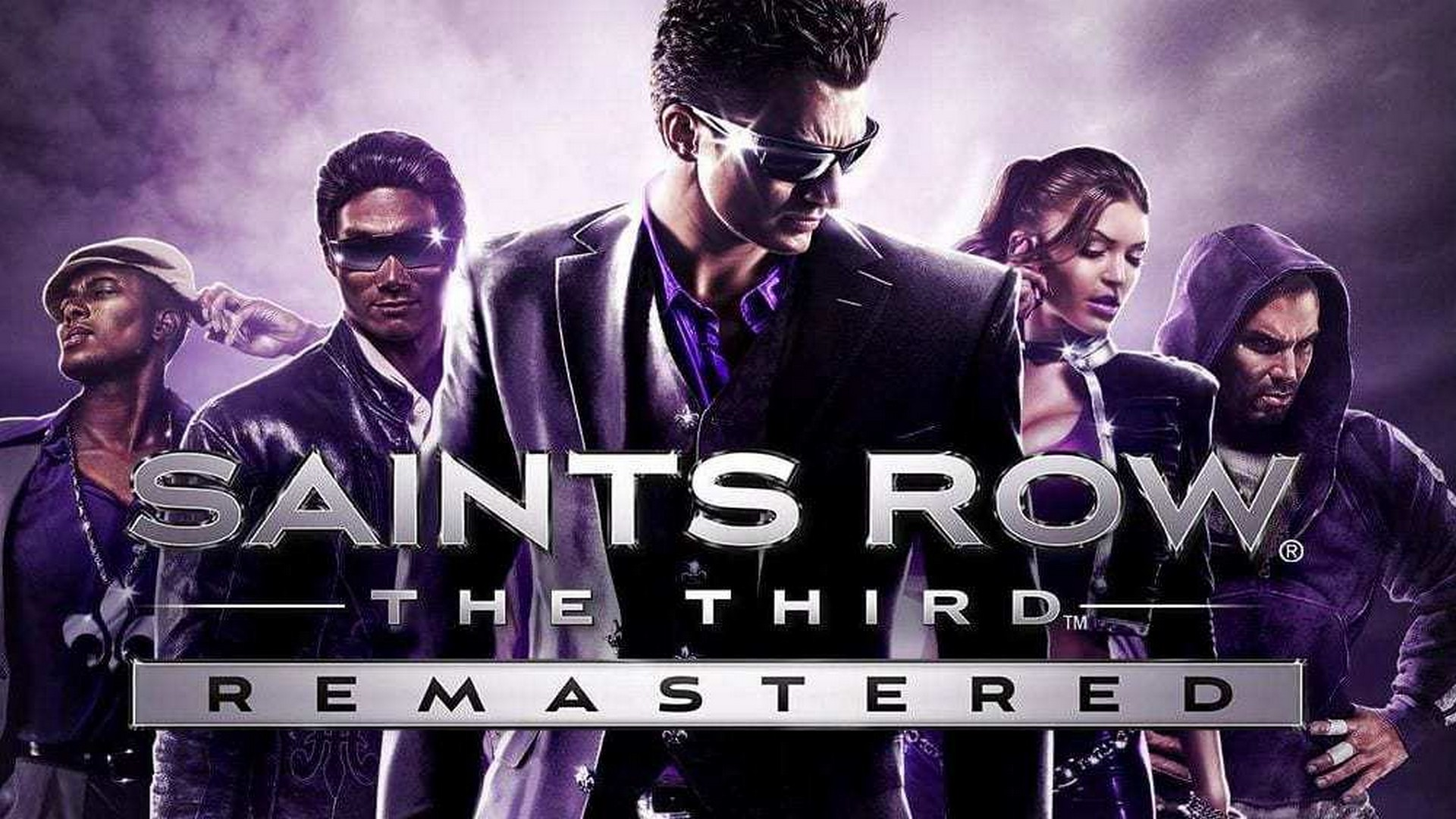 Saints Row The Third Remastered Out Now