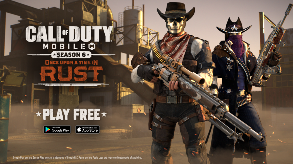 Call Of Duty Mobile Season 6 Now Live Mkau Gaming