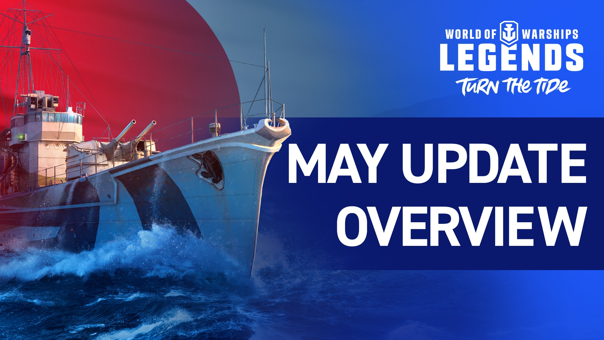 World of Warships: Legends Unleashes Legendary Tier Ships