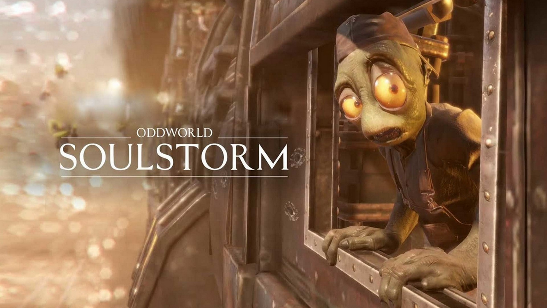 Oddworld Inhabitants & Microids Sign A Co-Publishing Deal For The Physical Version Of The Highly Anticipated Oddworld: Soulstorm!