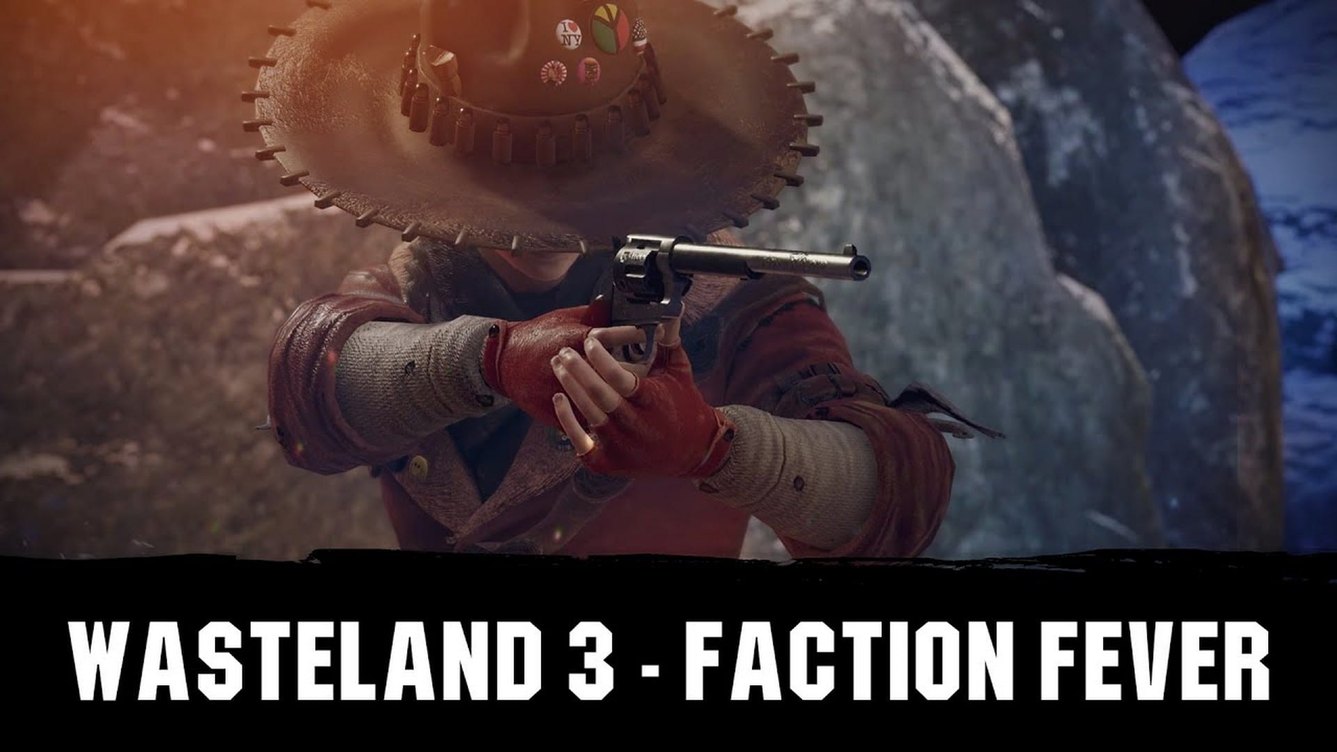 Wasteland 3: Faction Fever Trailer Released