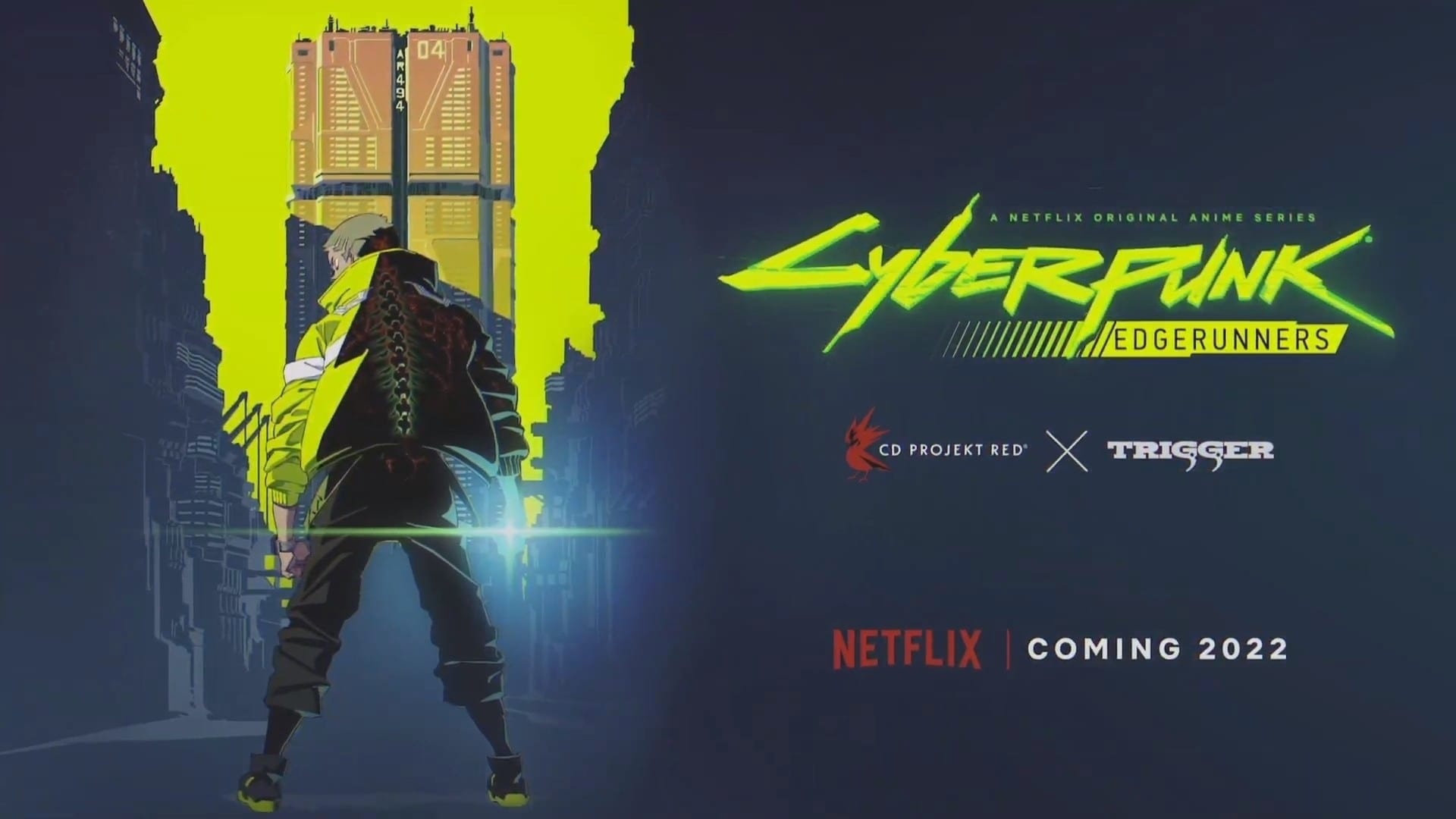 CD Projekt RED, Studio Trigger & Netflix Come Together For Global Anime Cyberpunk: Edgerunners