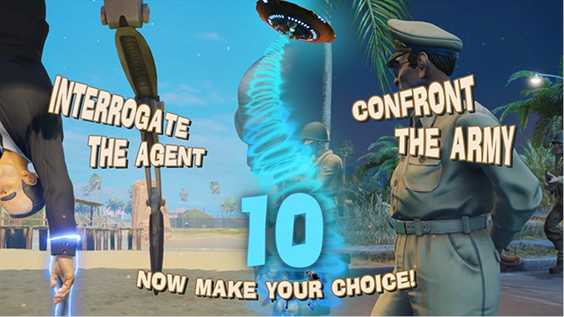Interactive Intergalactic: New Trailer Lets You Choose How To Destroy All Humans!