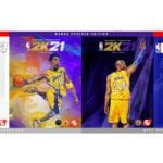 NBA 2K21 – Kobe Bryant, Damian Lillard & Zion WIlliamson Are This Year's Cover Stars