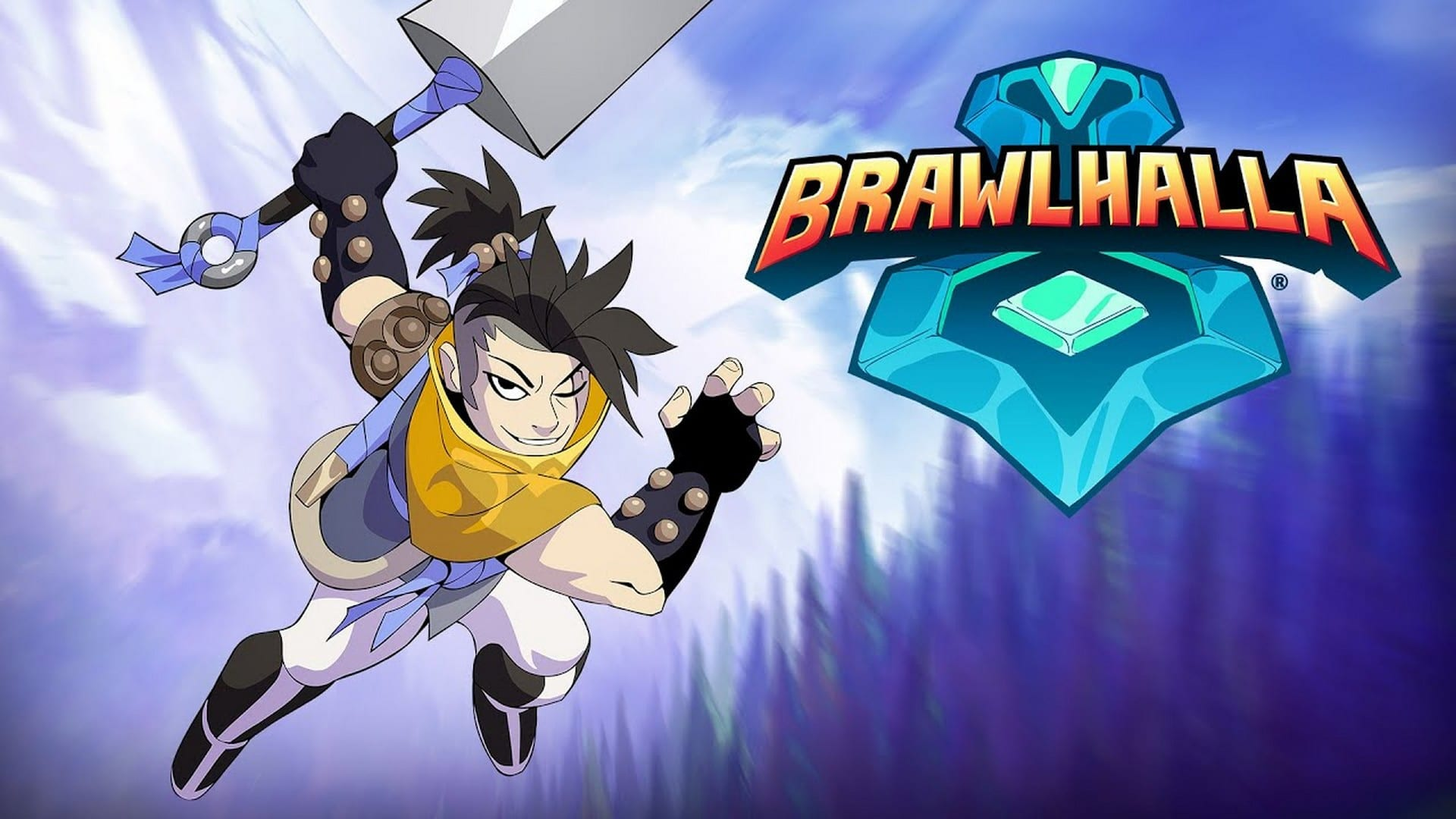 Sellsword Jaeyun Joins BRAWLHALLA as 50th Legend – Available Now