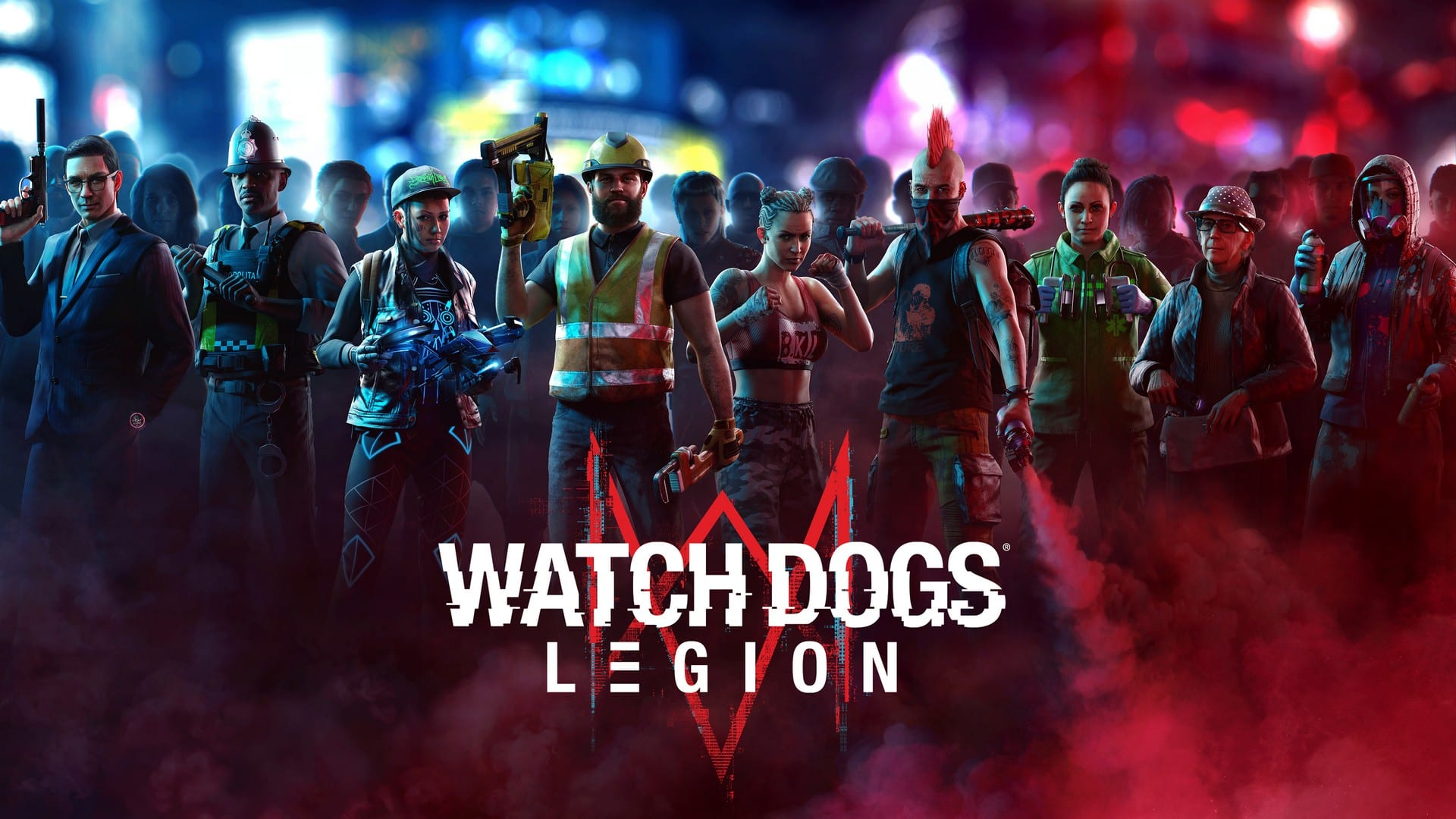 Watch Dogs Legion Now Available Worldwide Mkau Gaming