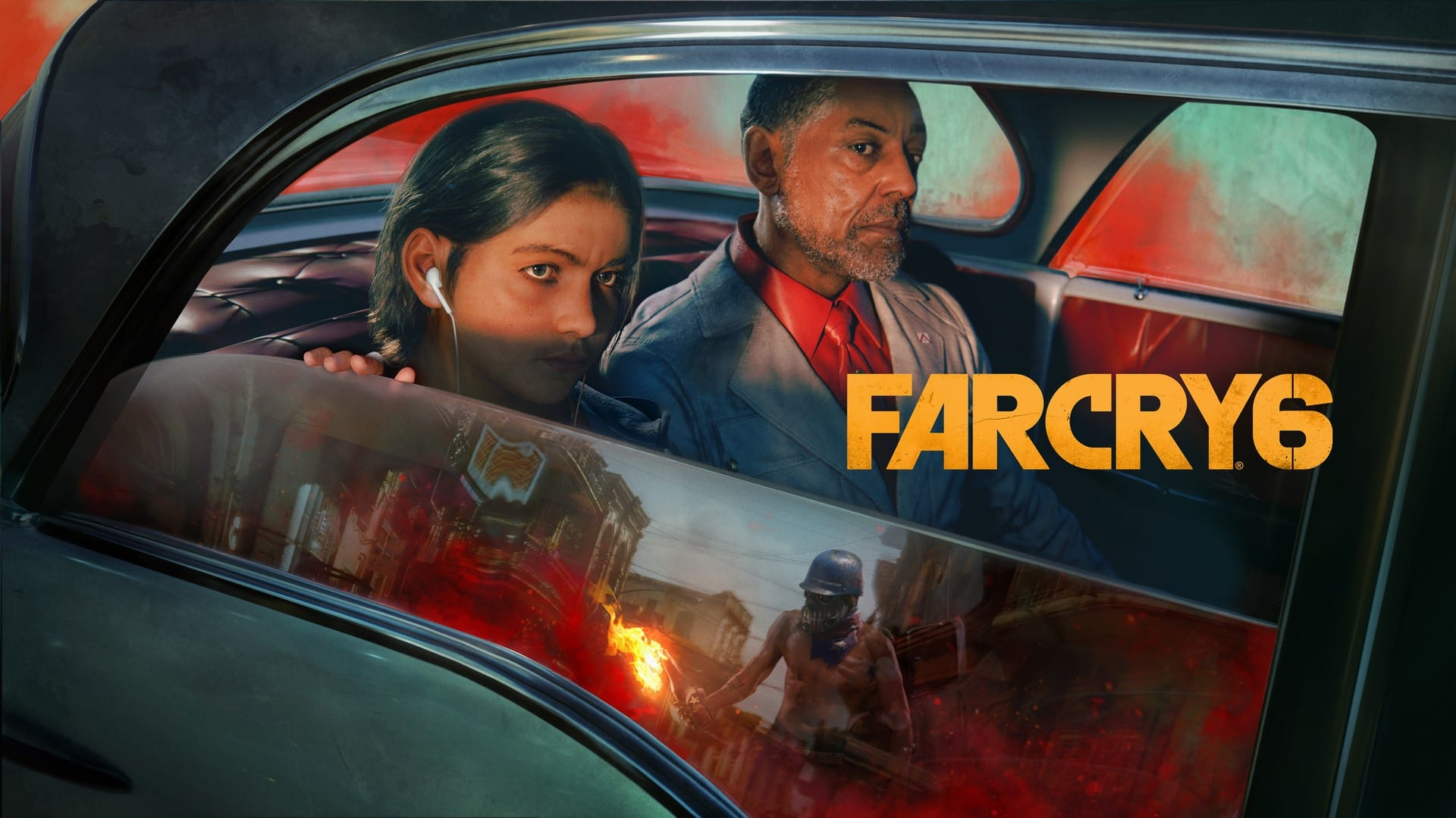 Paradise Has a Price. Ubisoft Announce Far Cry 6